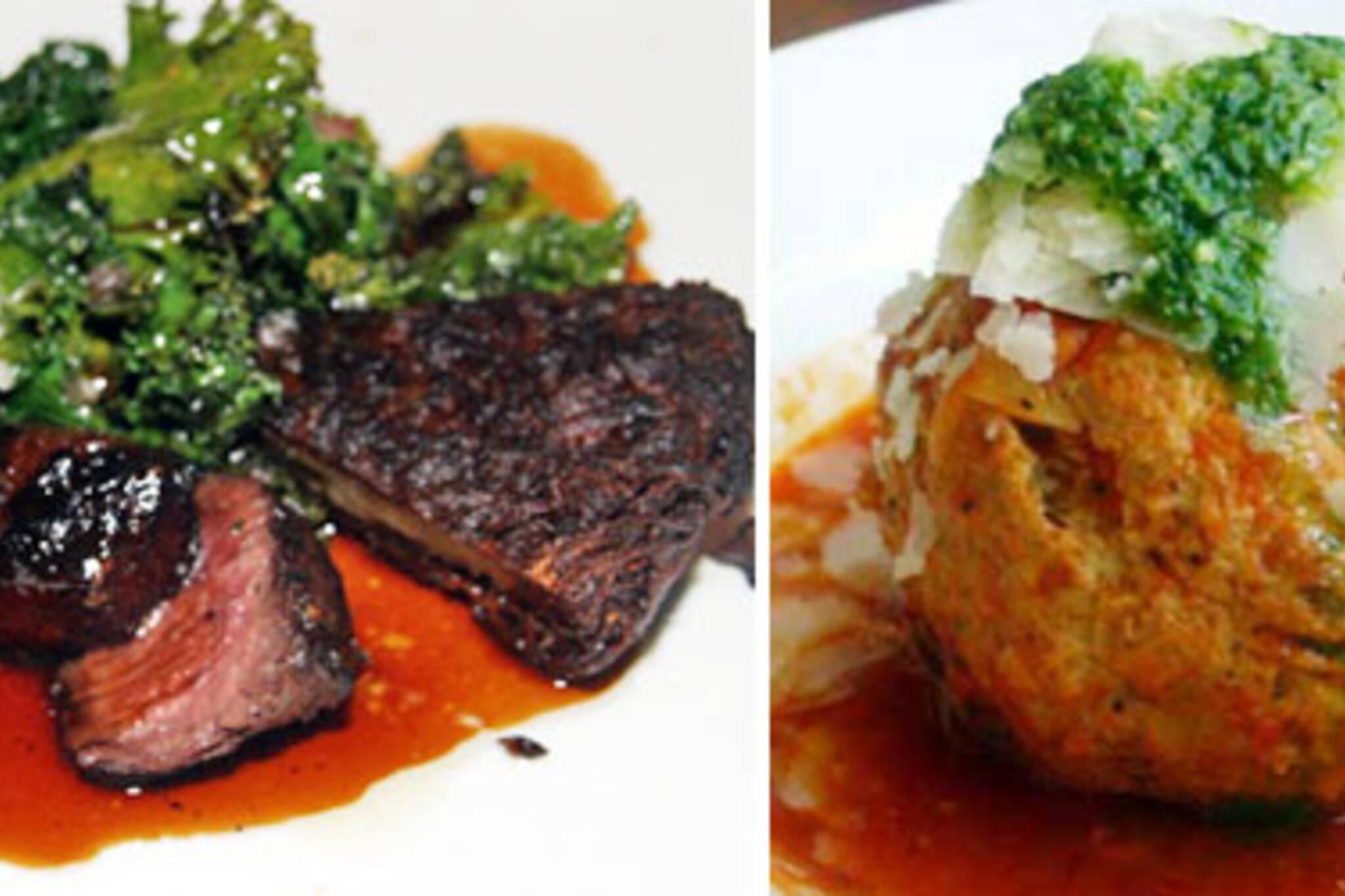 Meatball Steak