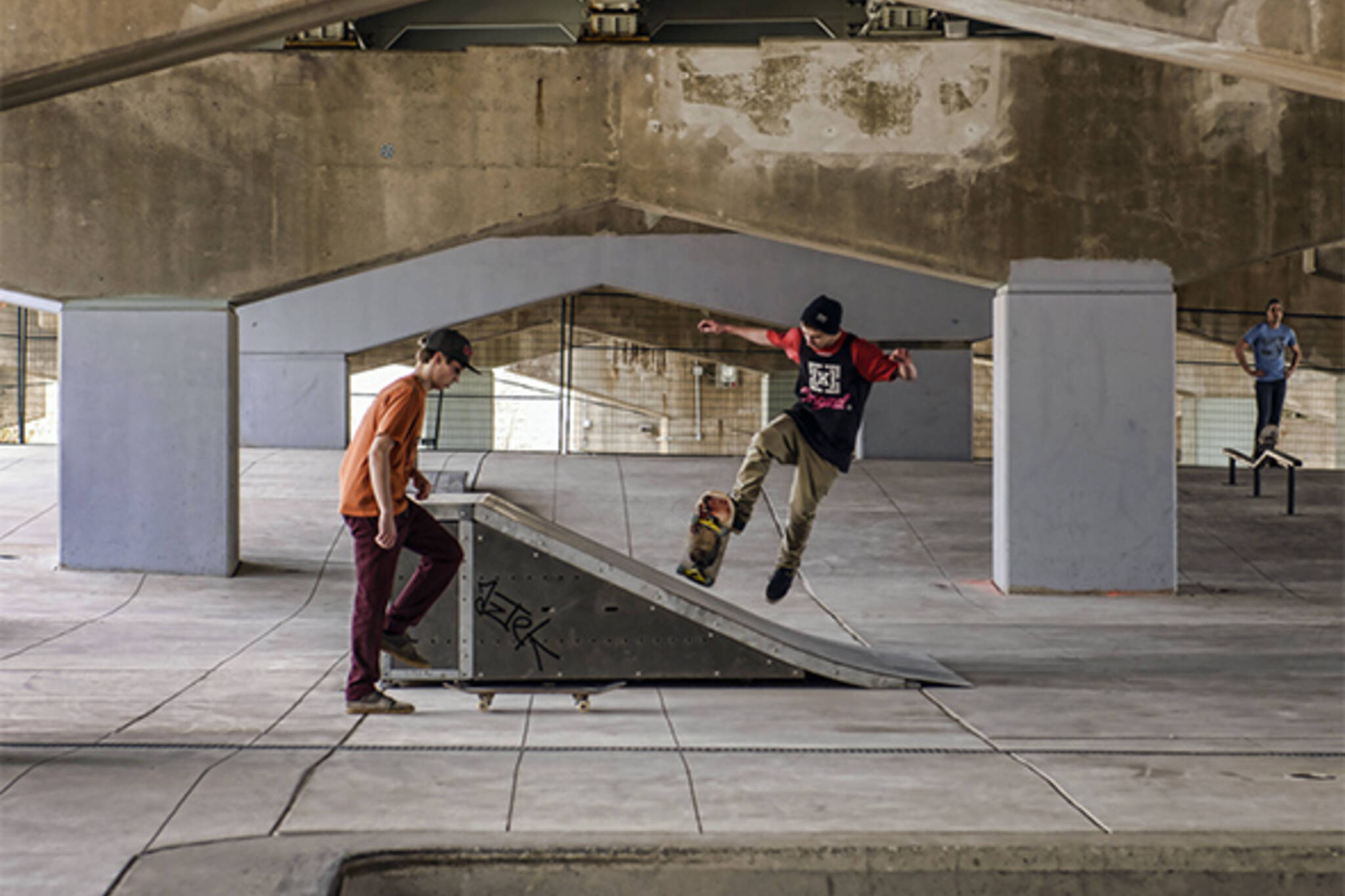 skateboard park toronto