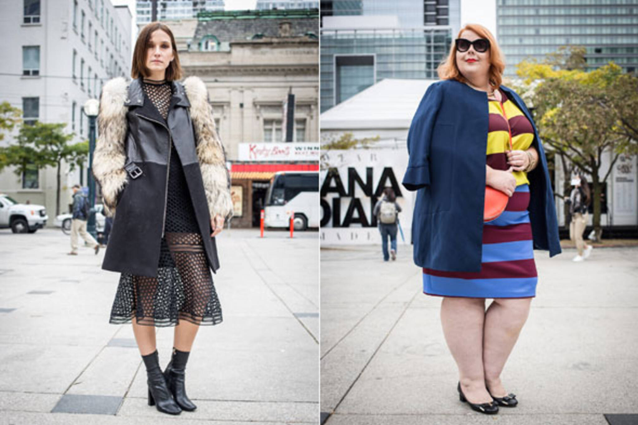 ff84d707b20 Street Style: 20 looks from Toronto Fashion Week