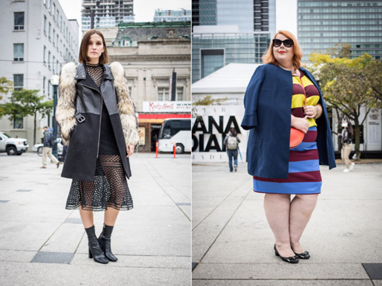 style 20 looks from toronto fashion week
