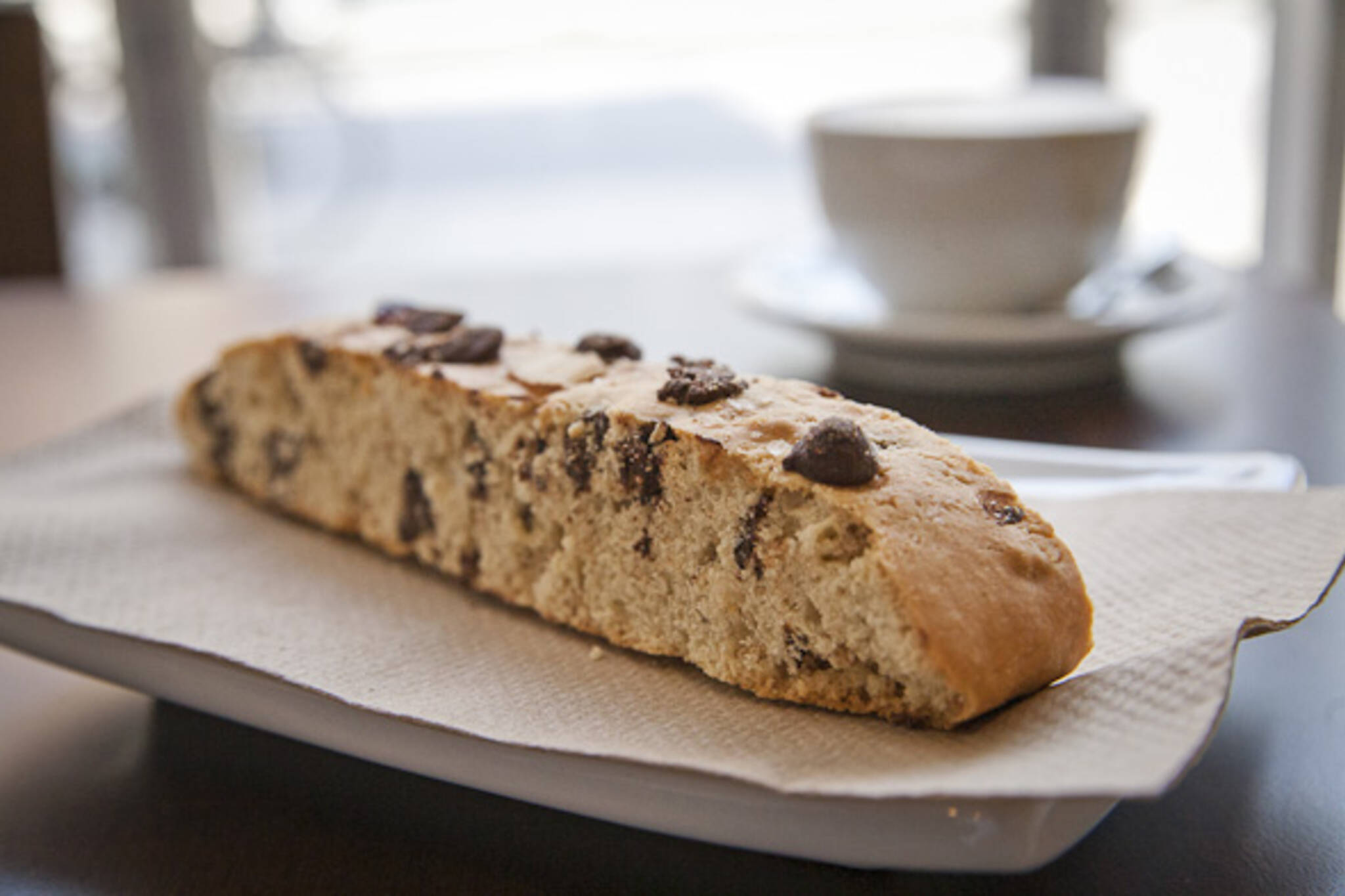 Toronto cafes baked goods