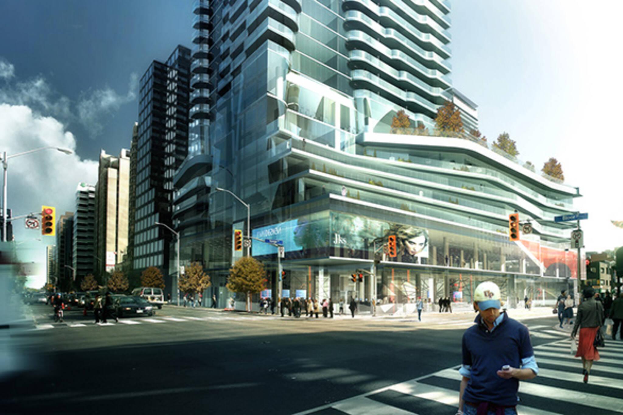 One Bloor East Condos Toronto