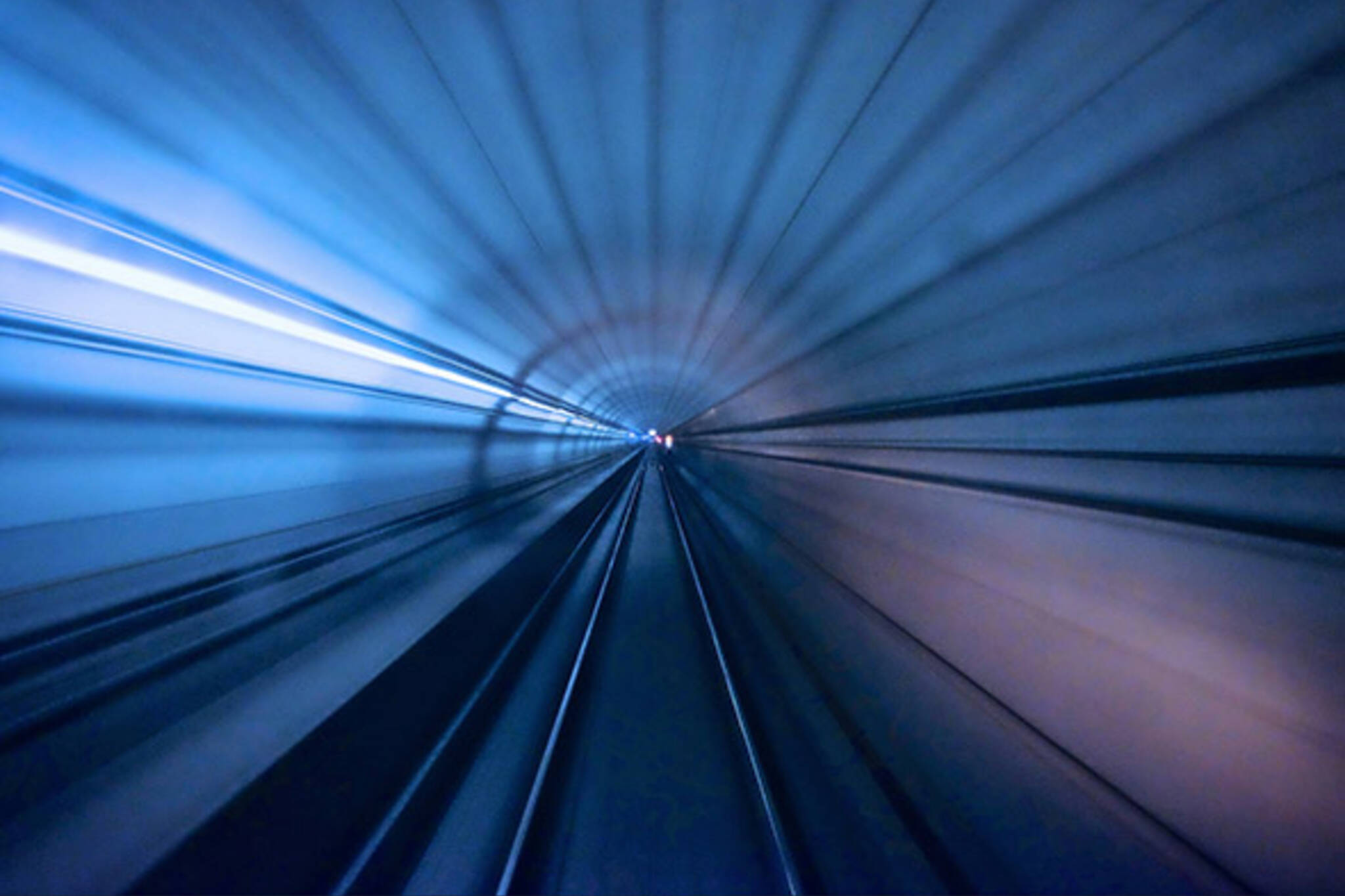 ttc subway tunnel