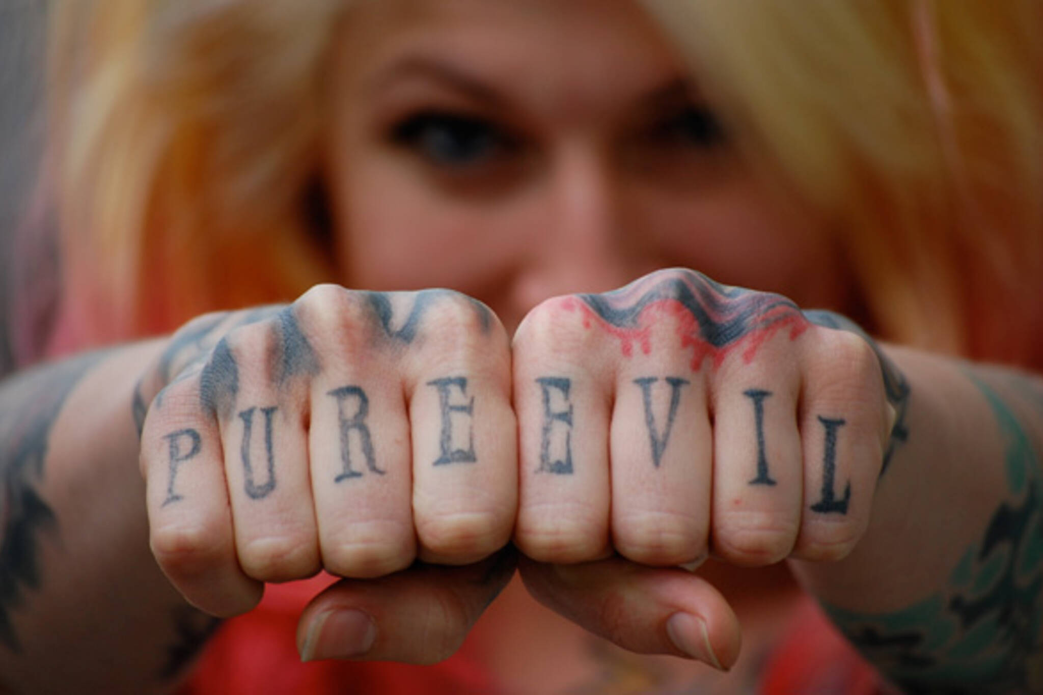 Jovanka Pure Evil