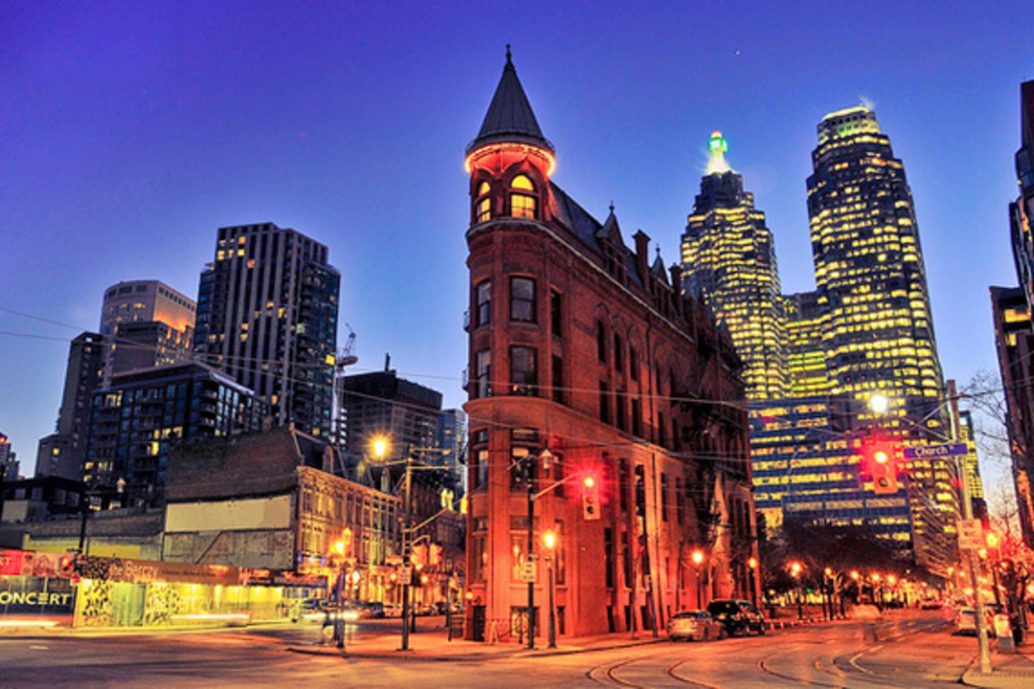 Gooderham Building Toronto