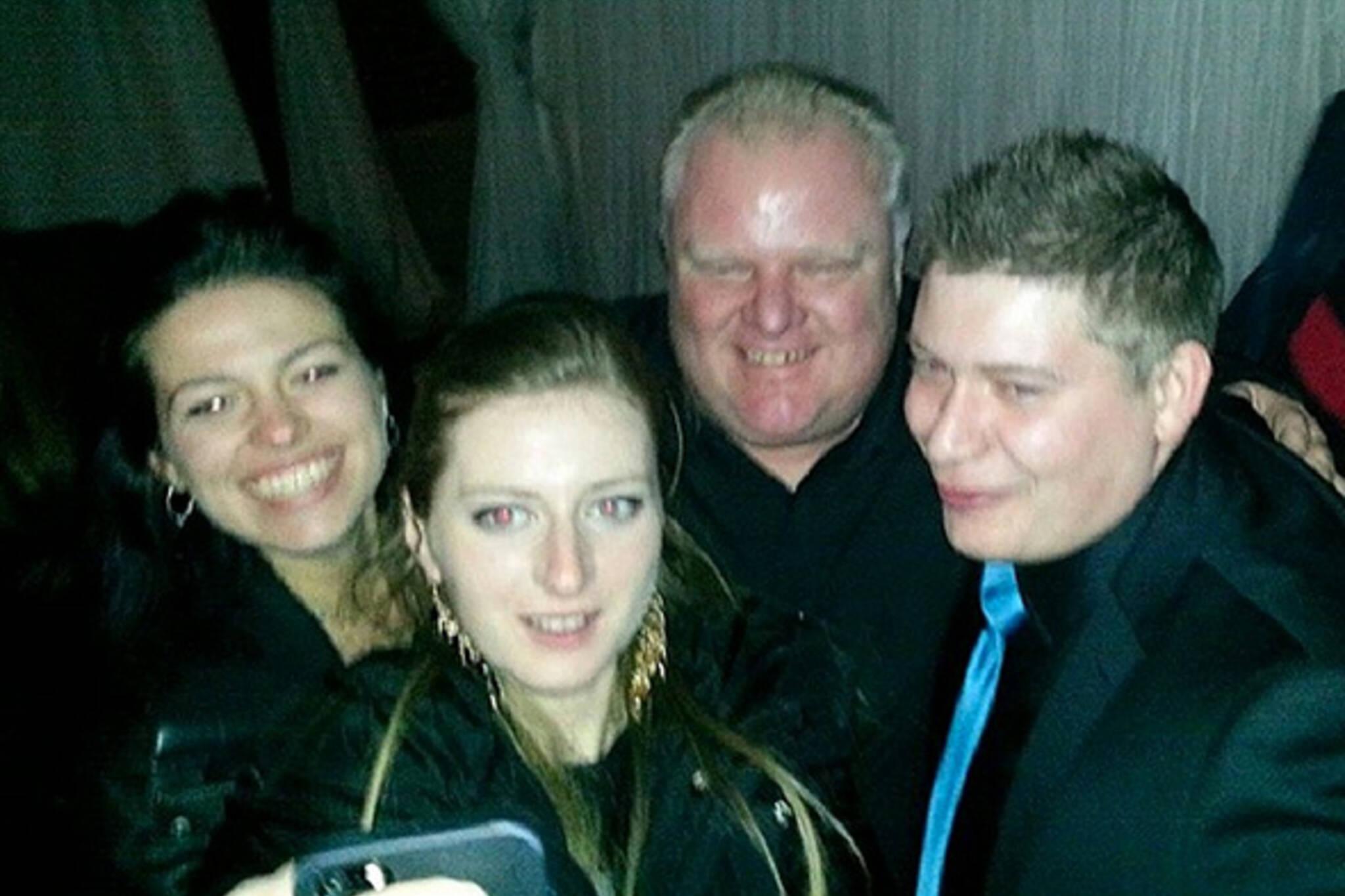 Rob Ford Muzik Nightclub