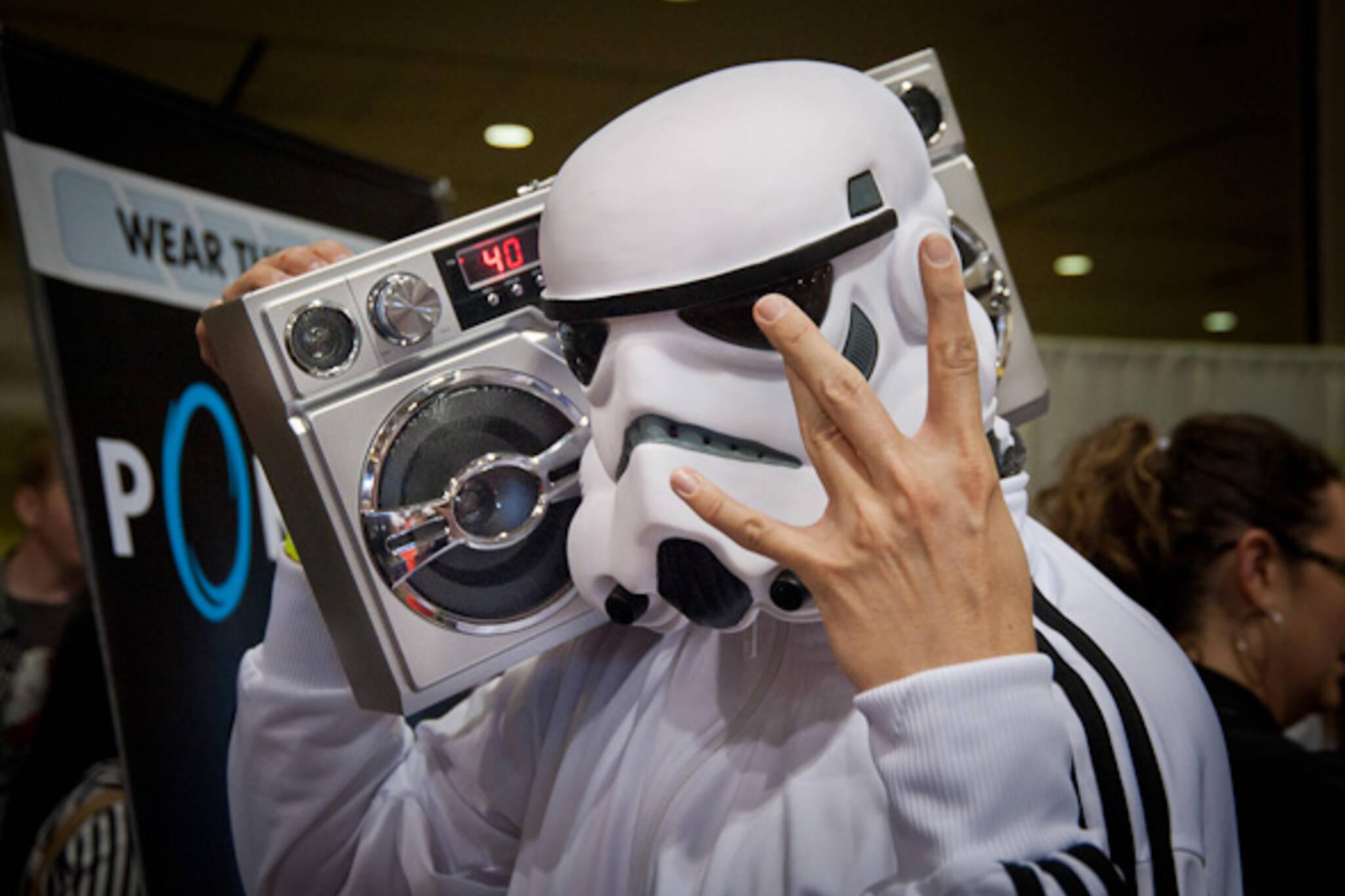 Fan Expo 2011 Toronto