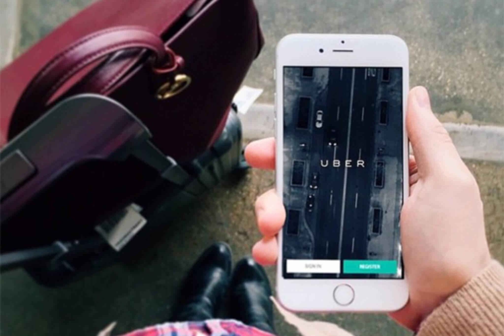 uber Mississauga
