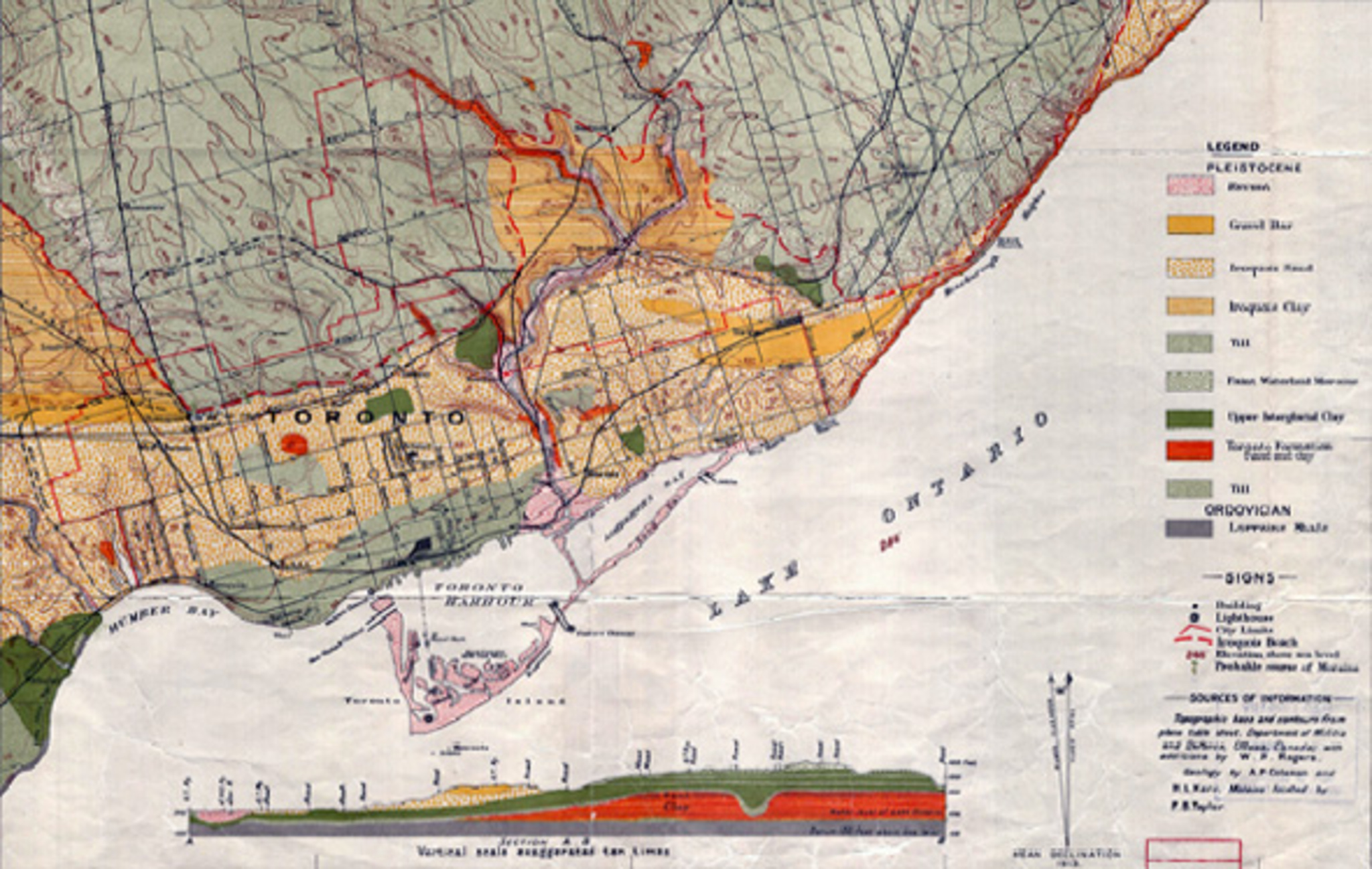 Maps Of Toronto If you like historical maps of Toronto, go here Maps Of Toronto