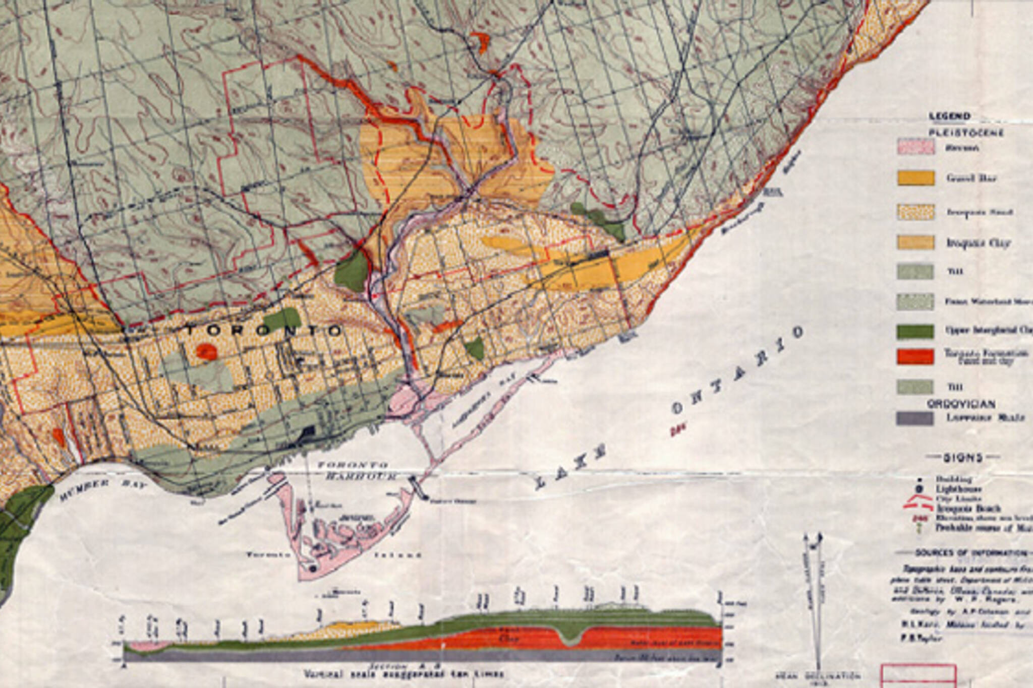 Maps Toronto.If You Like Historical Maps Of Toronto Go Here