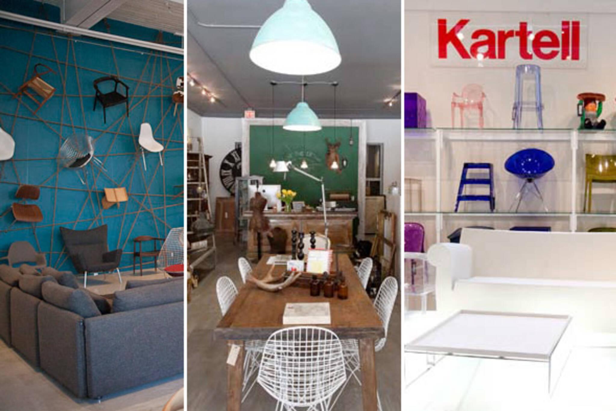 Design Stores Toronto 2011