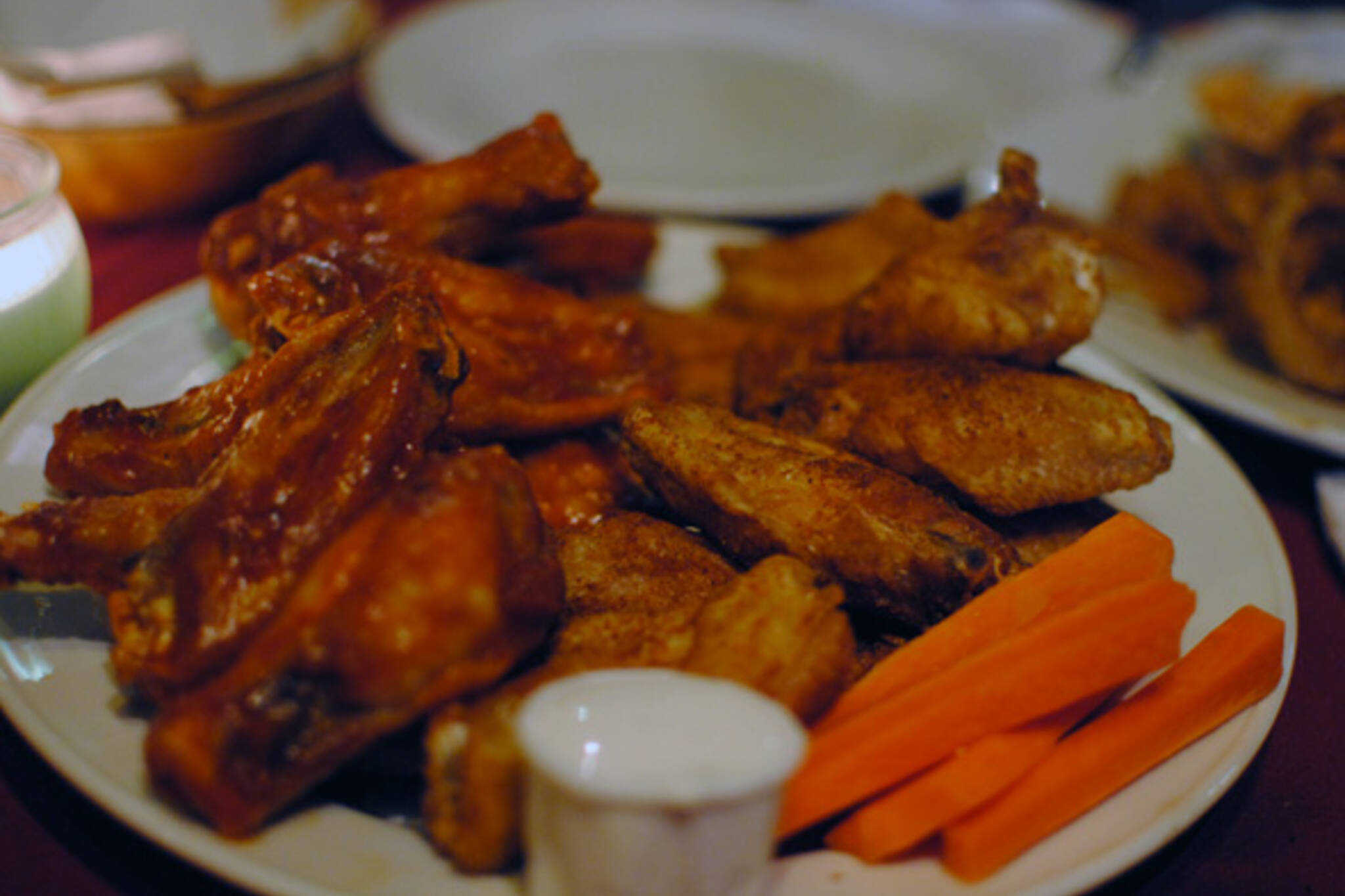 Chicken wings scarborough