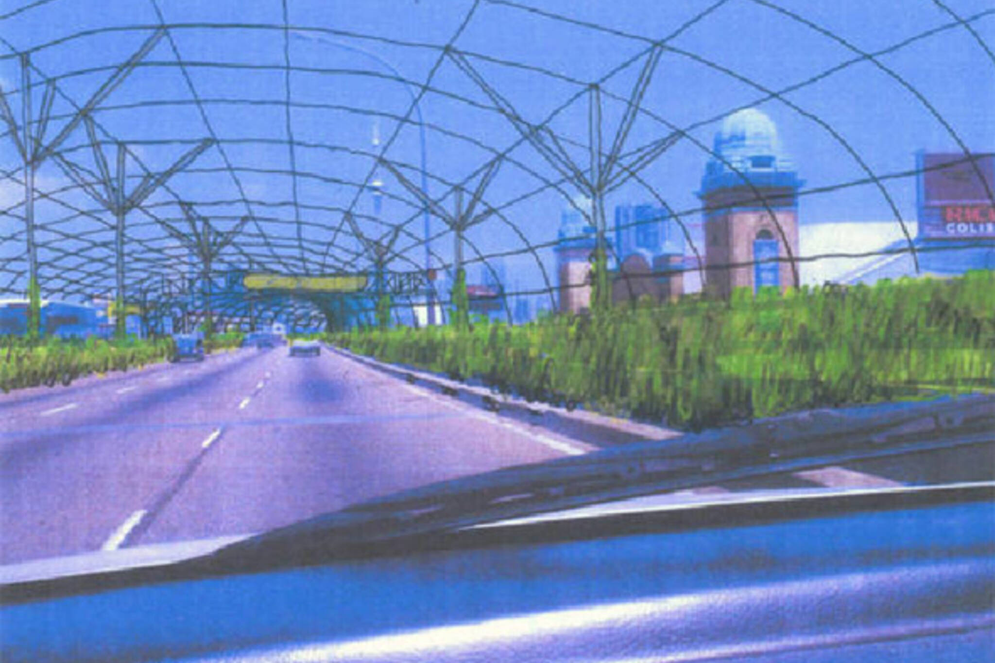 Gardiner Expressway Peter Michno