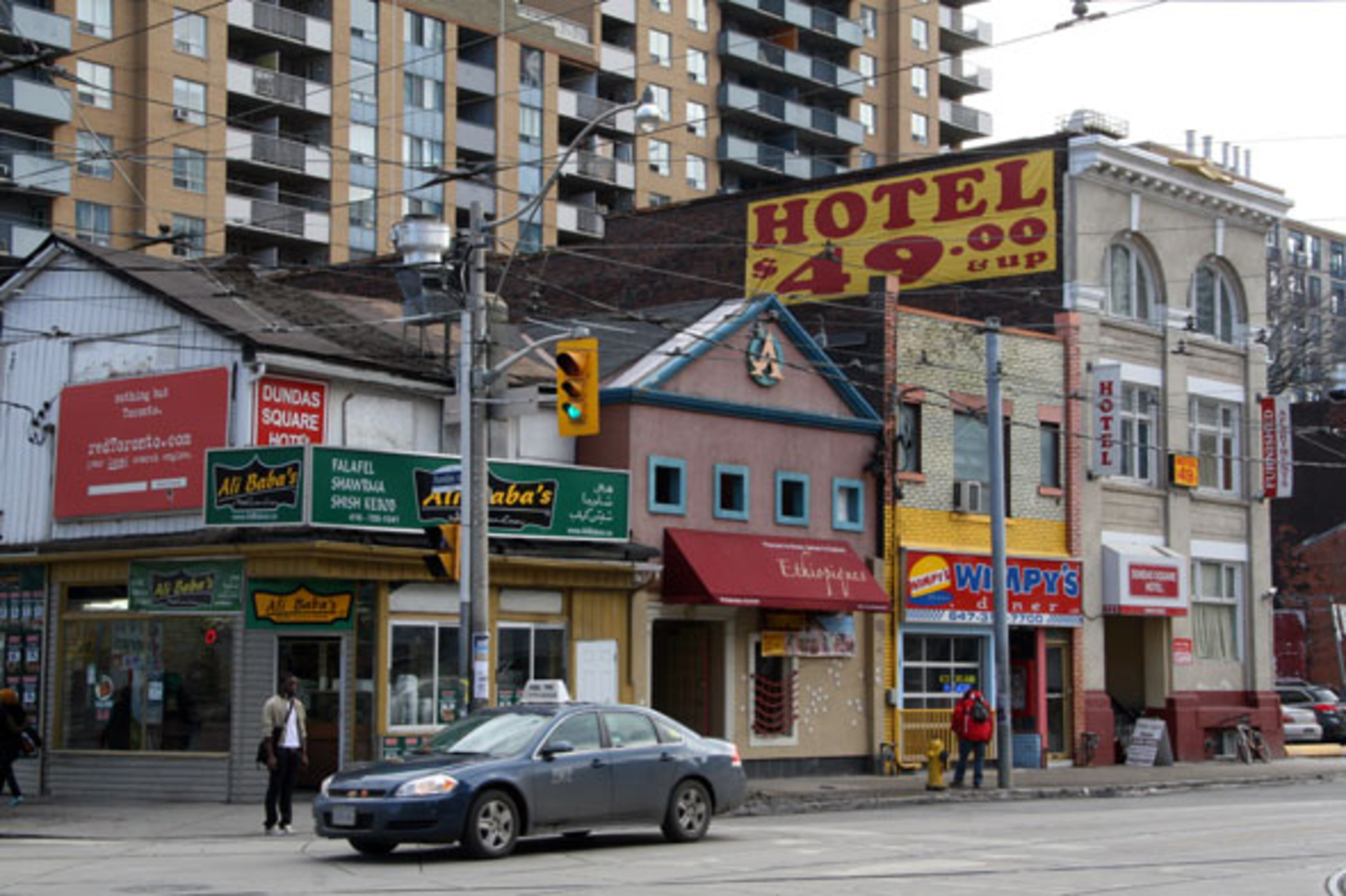 Cheap Downtown Toronto Hotels