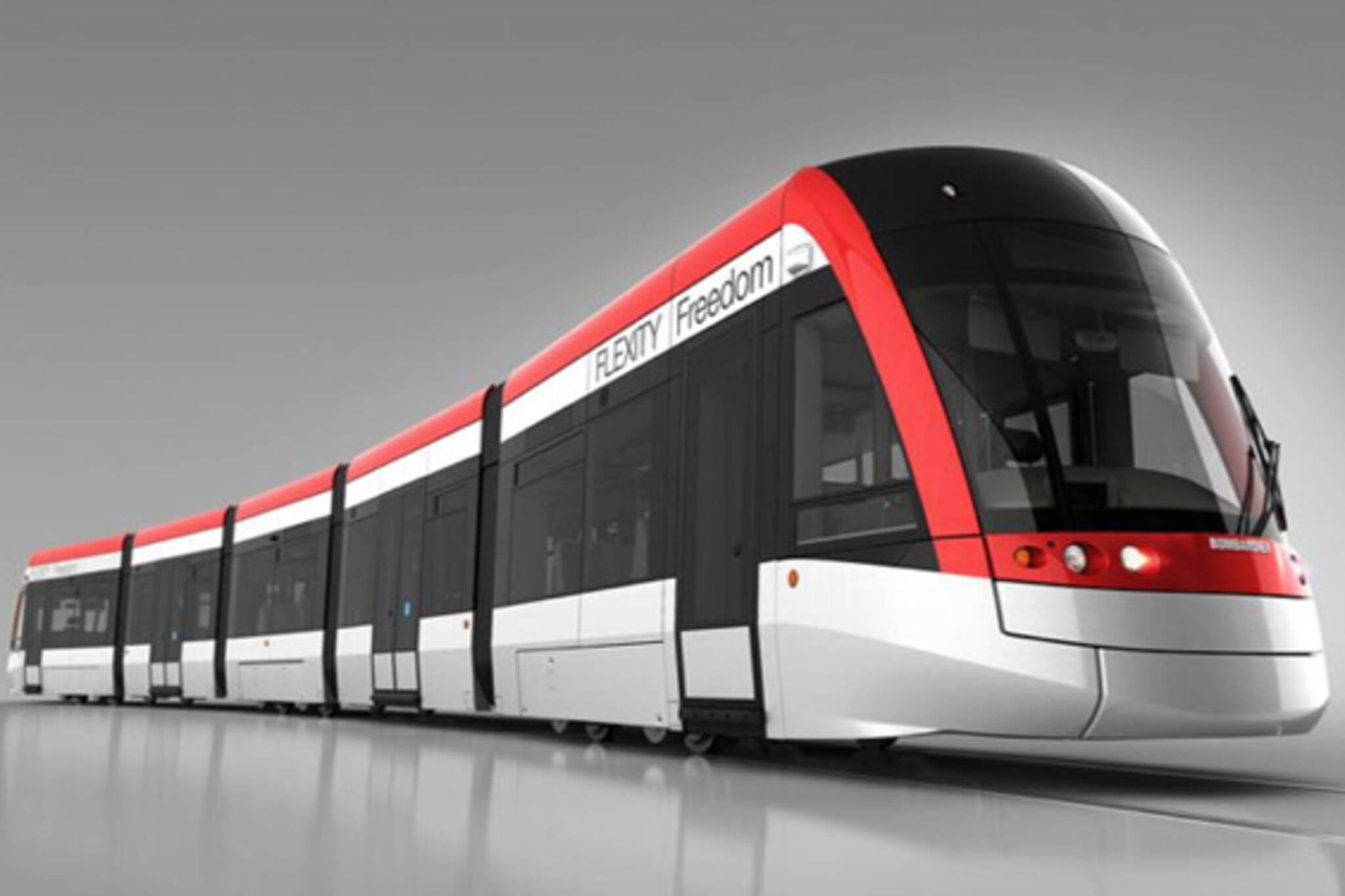 Transit City Toronto 2012