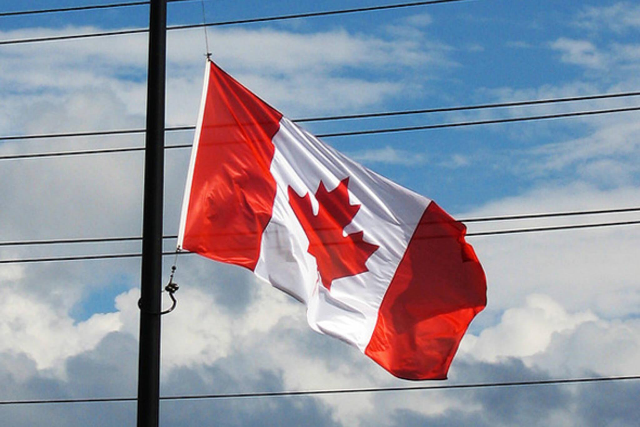 Canada Day Toronto 2011