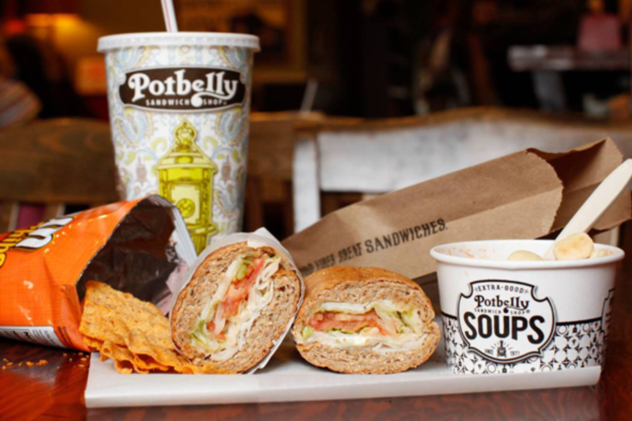 Potbelly Sandwich Toronto