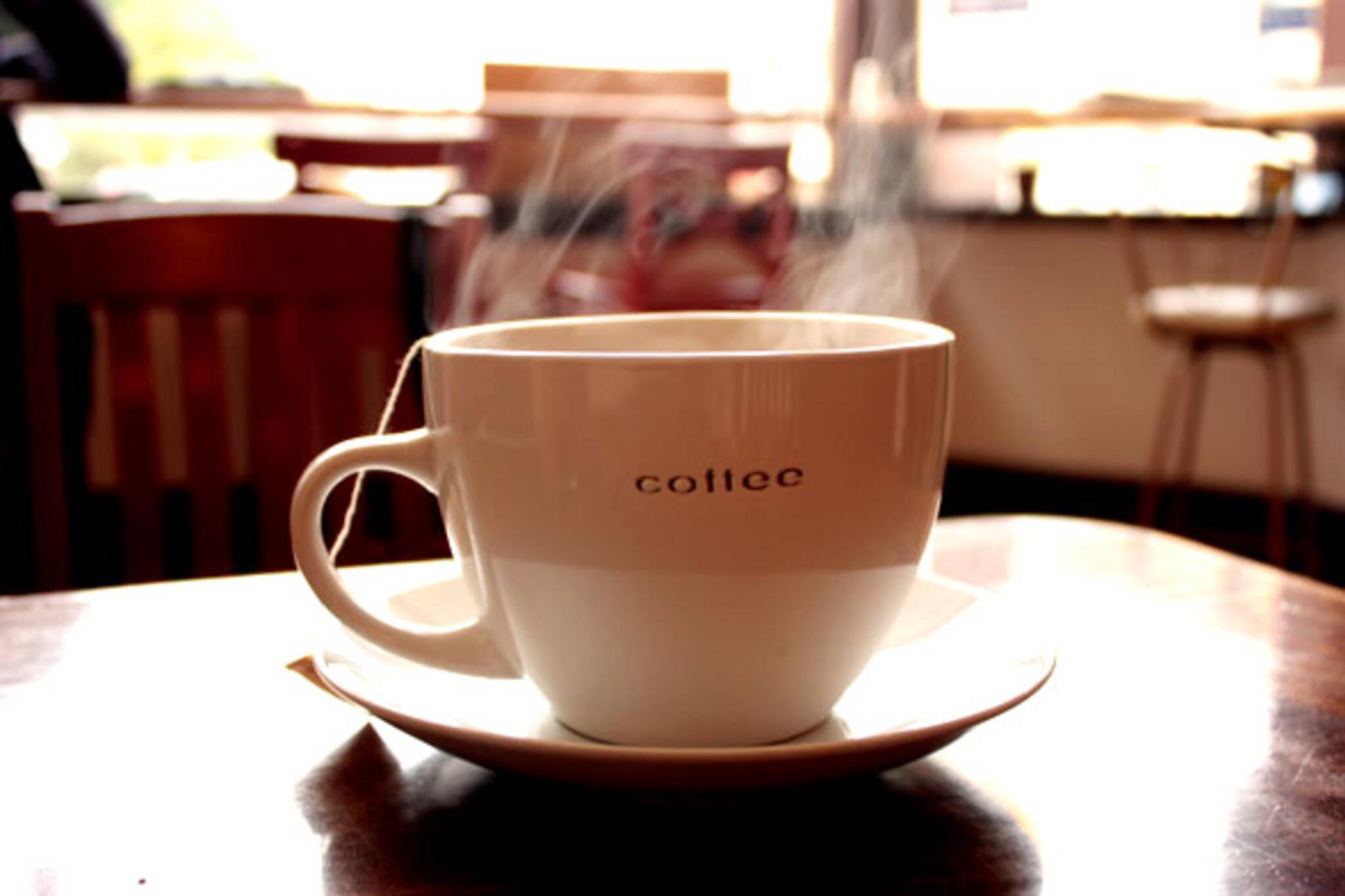 f'coffee riverside cafe toronto