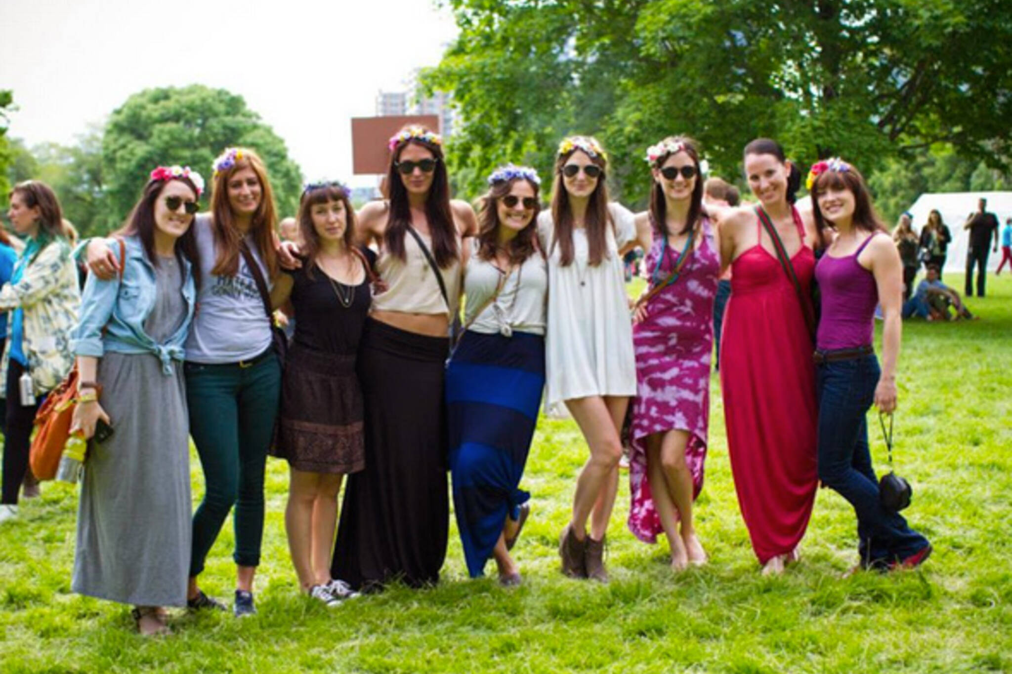 Summer Music Festival Fashion