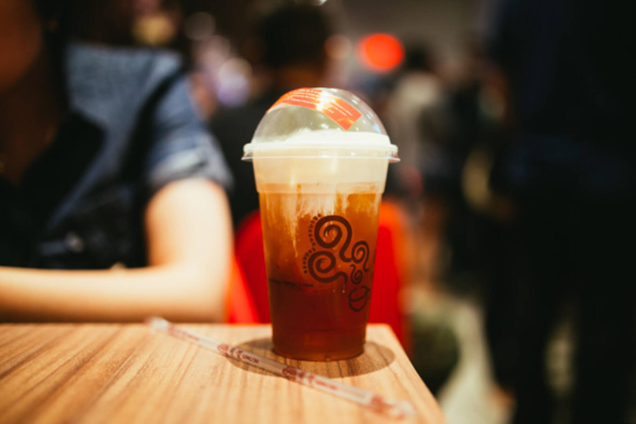 gong cha tea toronto