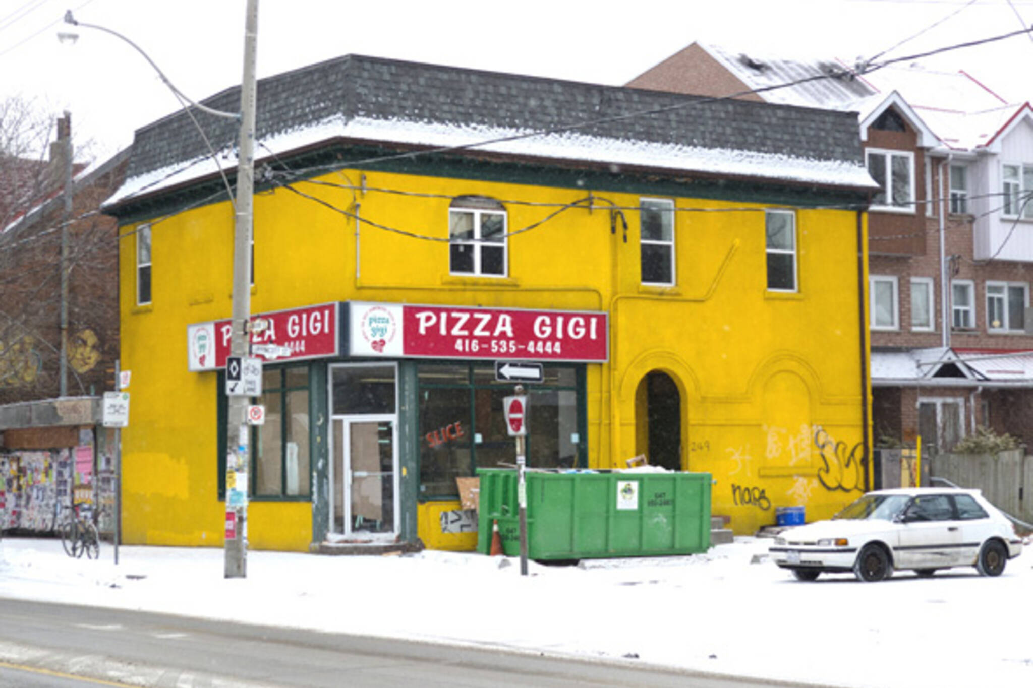 Pizza Gigi reopens