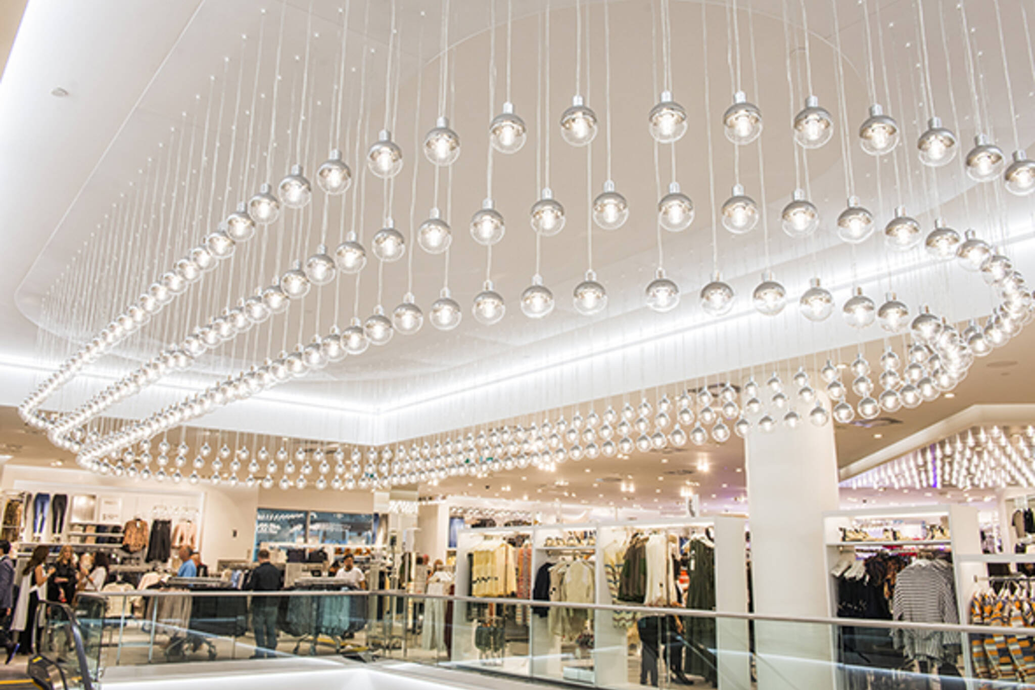 H&M unveils revamped Eaton Centre store