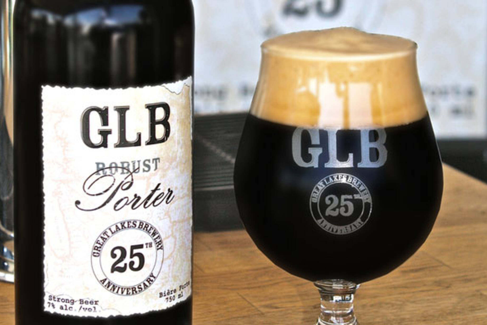 great lakes brewery robust porter