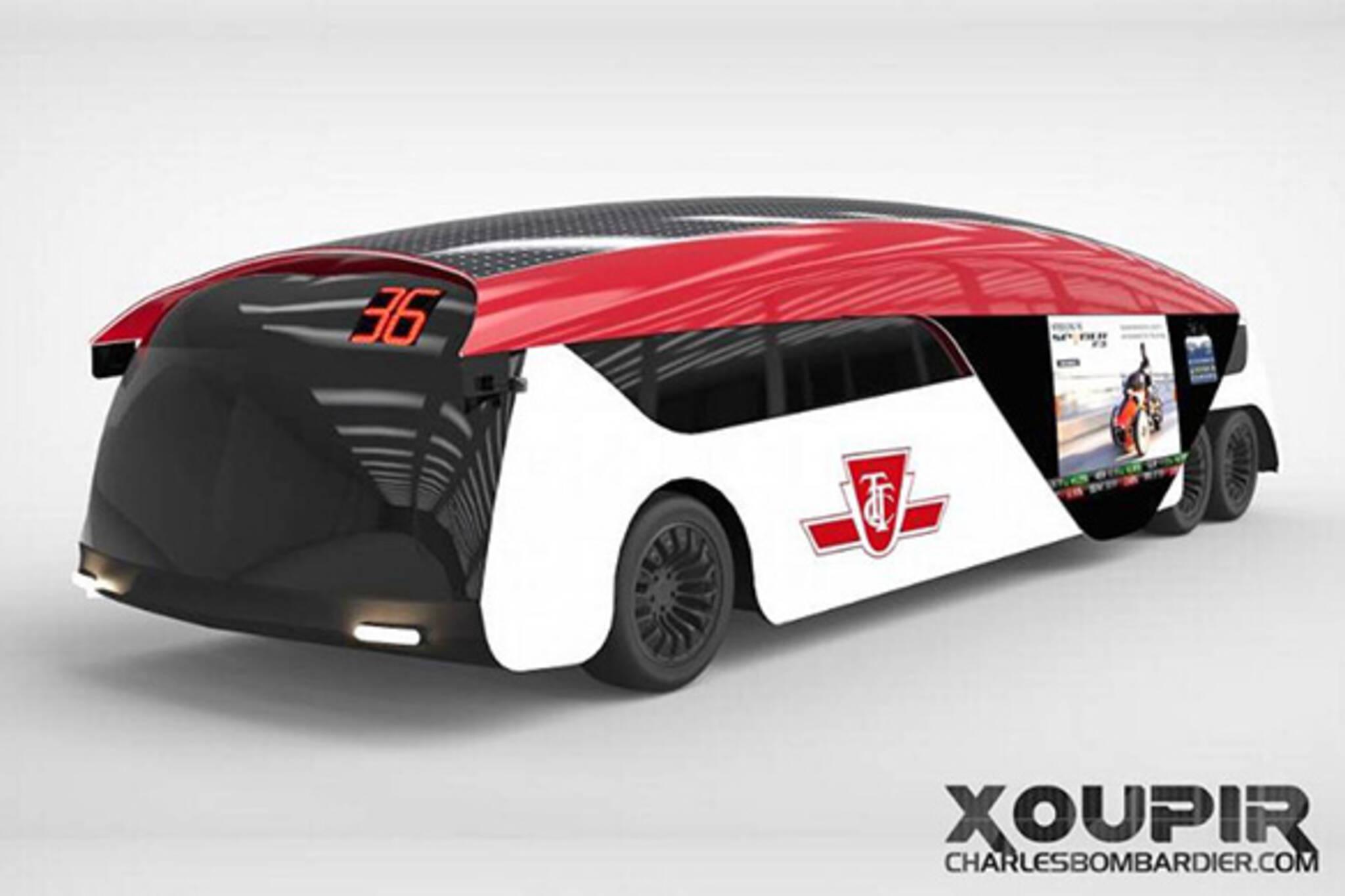 Xoupir future bus