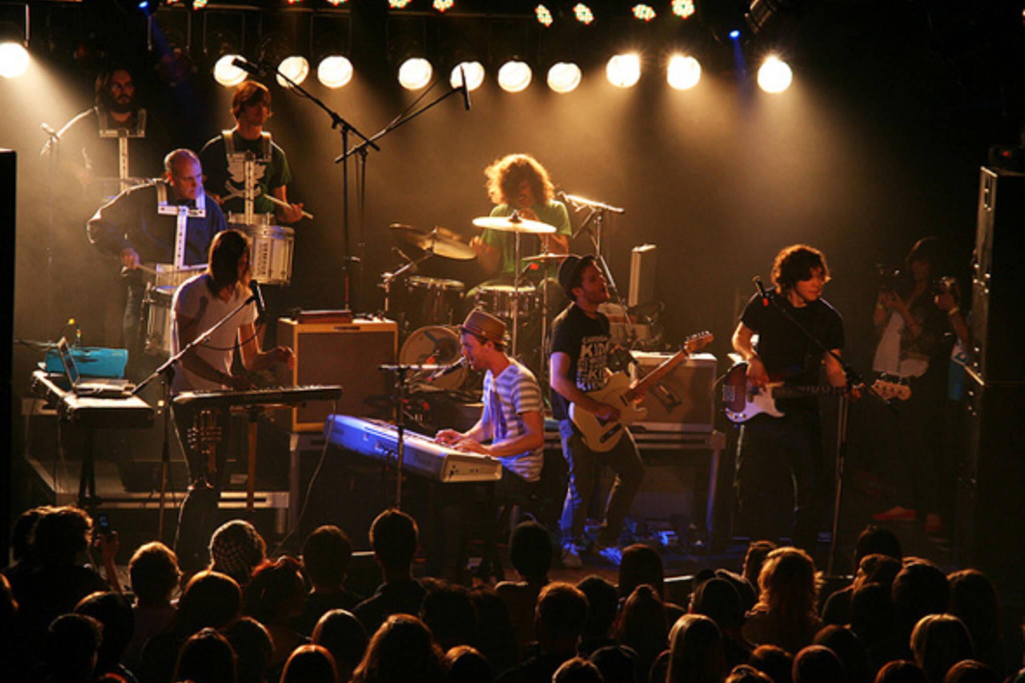 Toronto Concert Listings