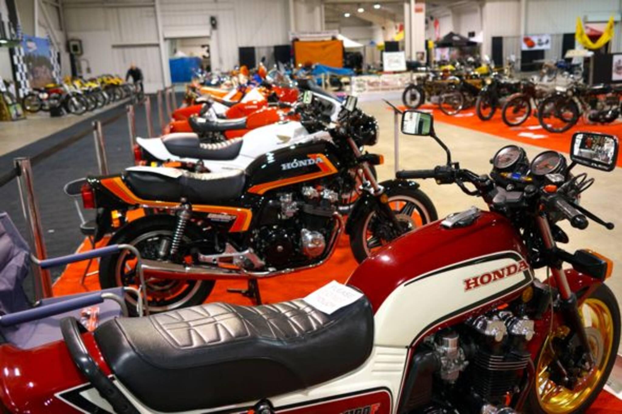 Motorcycle Supershow in Toronto