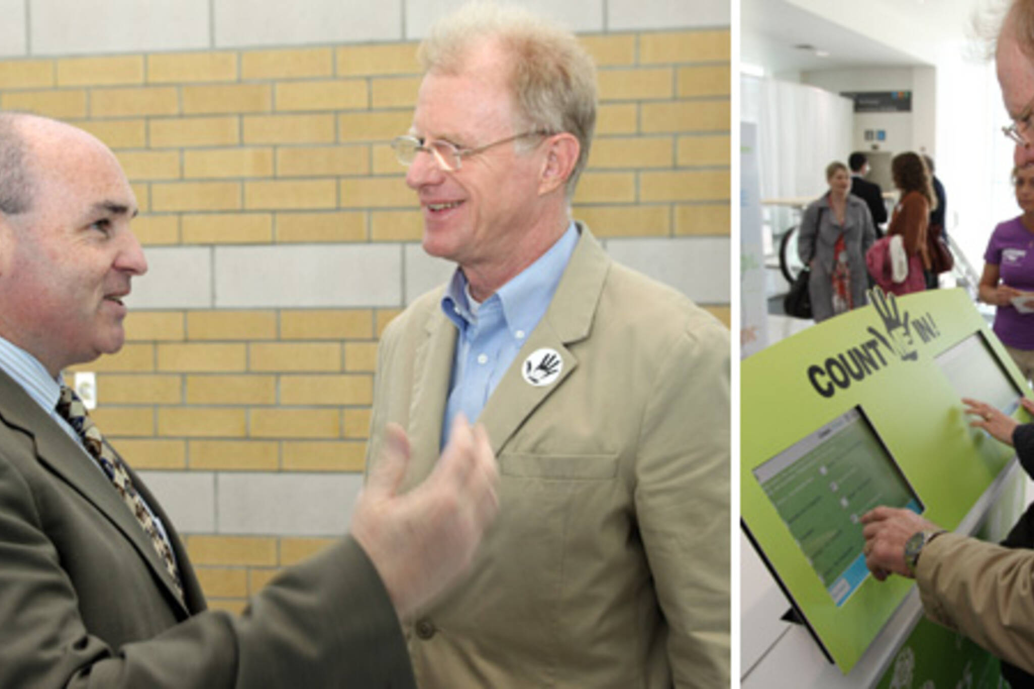 Ed Begley Energy Conservation