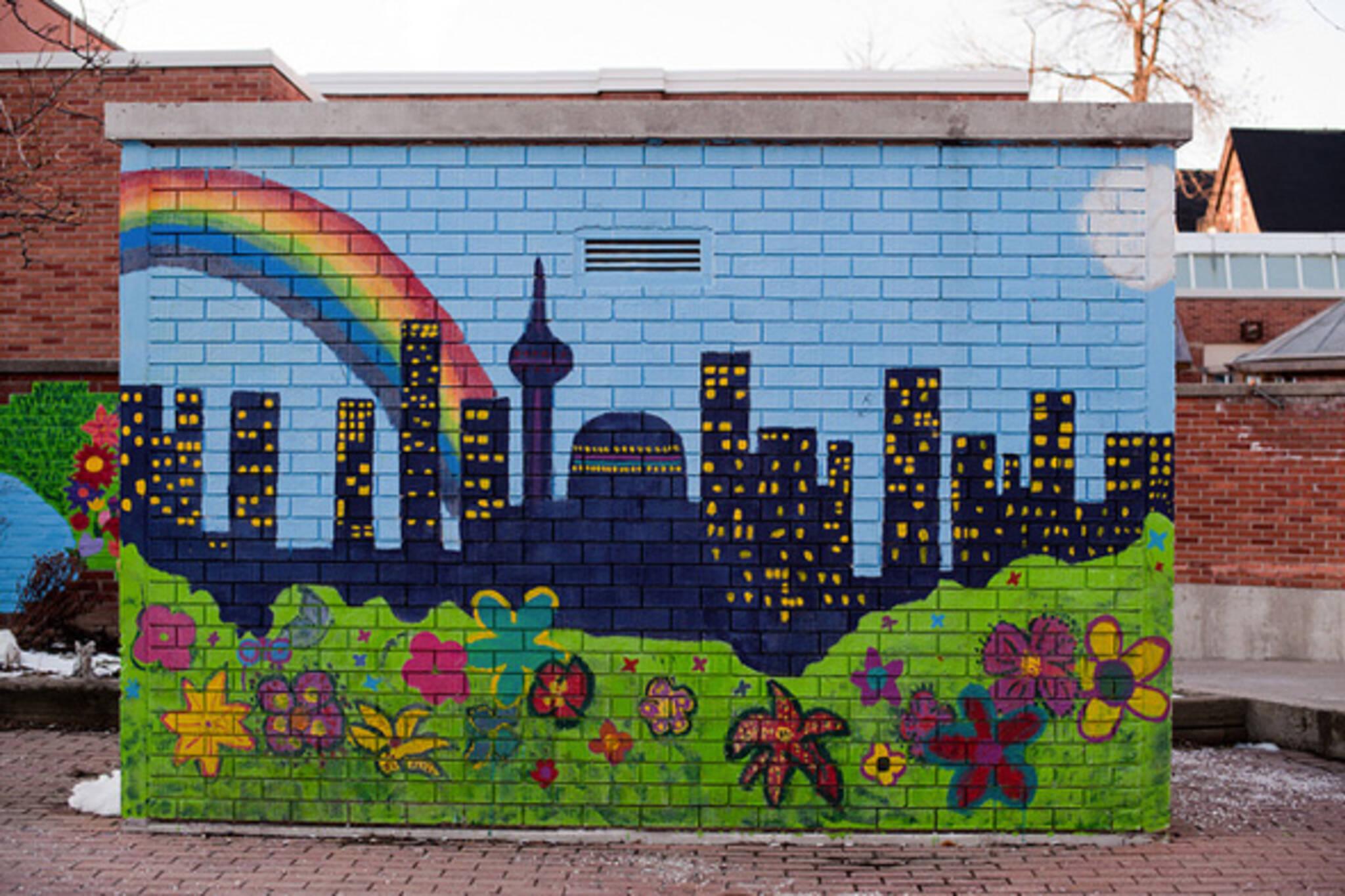 Toronto Mural