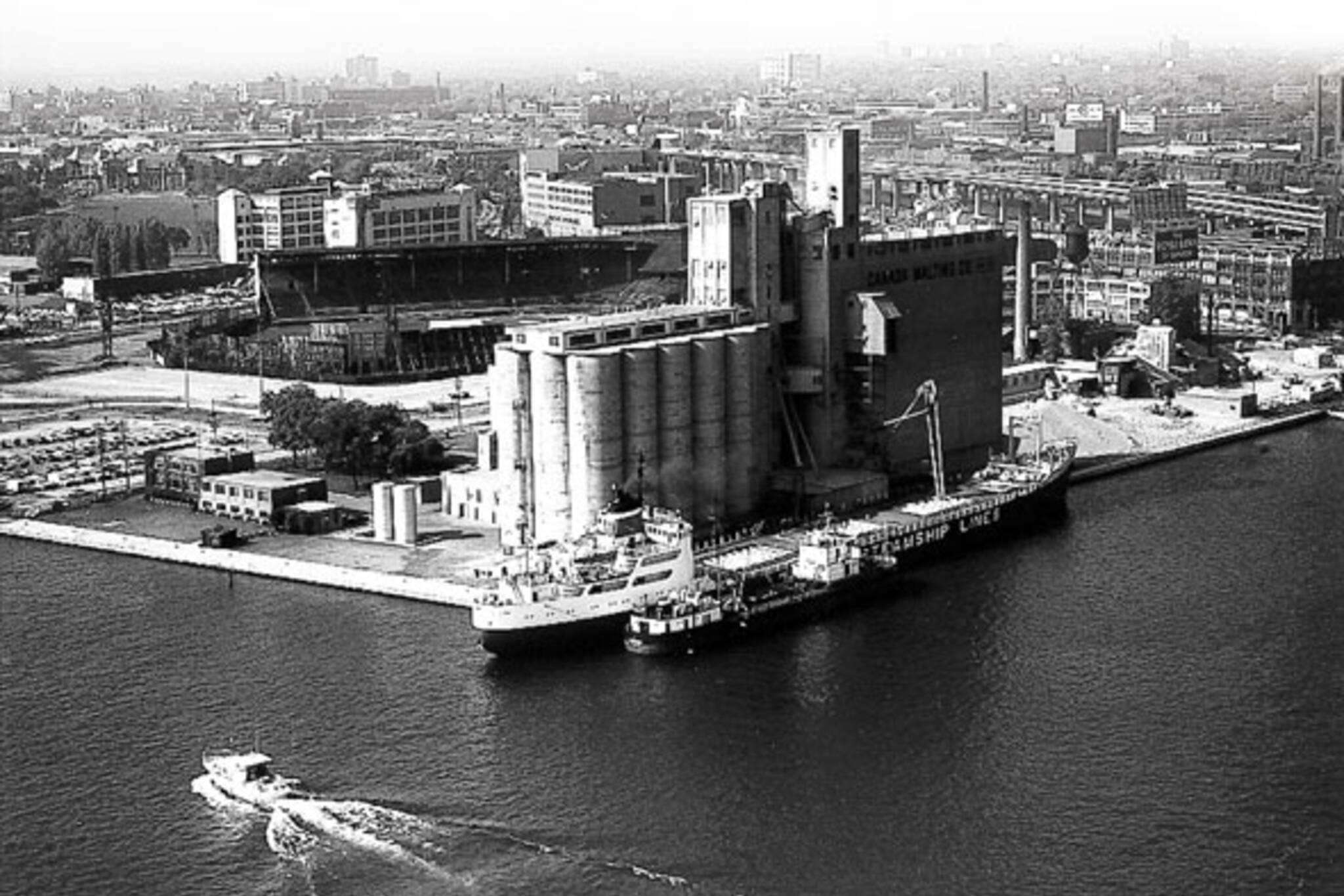 toronto canada mills silo
