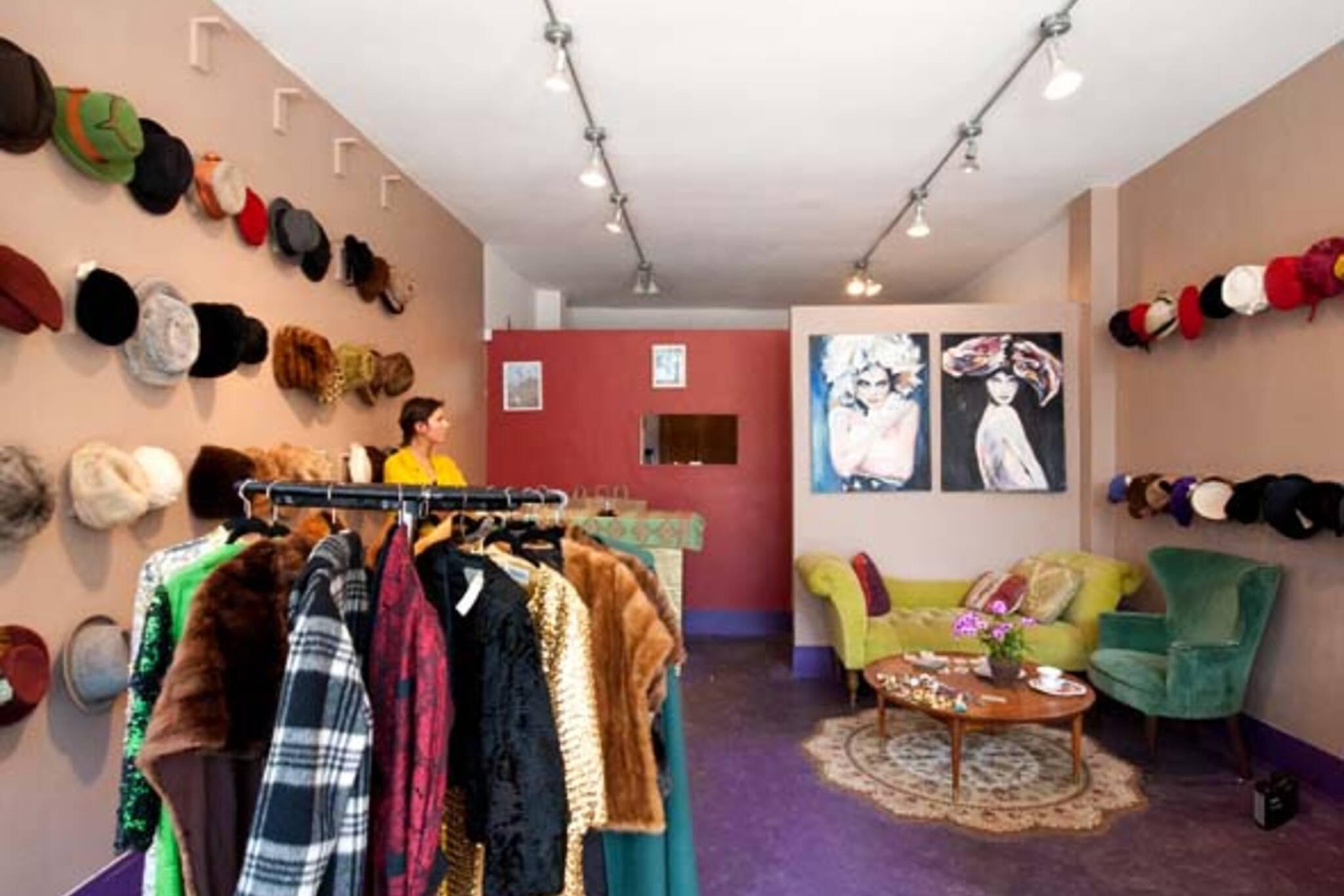Inside Out Pop Up Shop