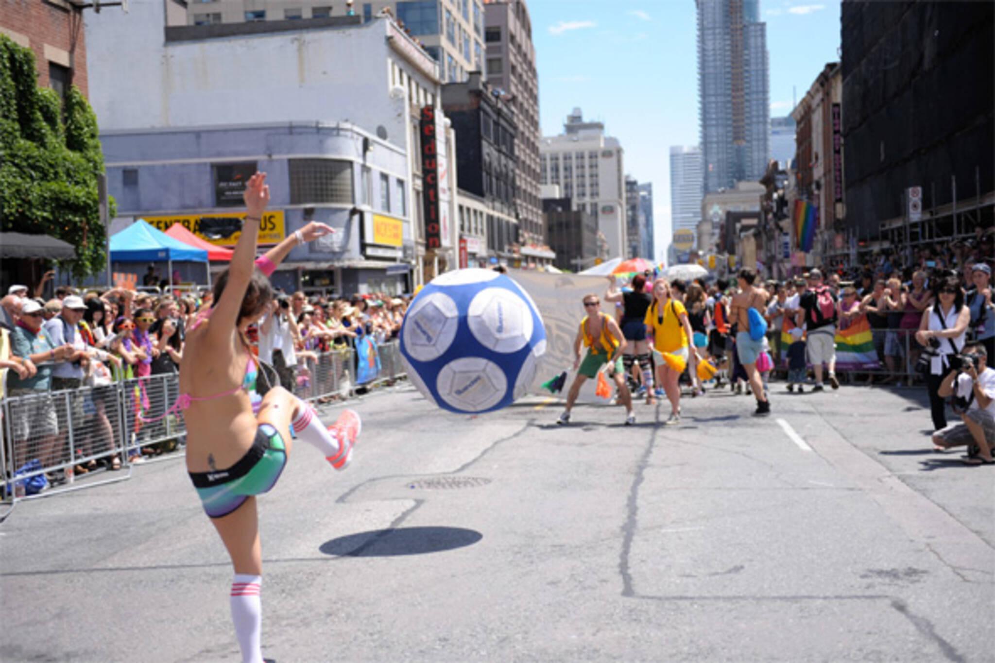 Canada Day events Toronto