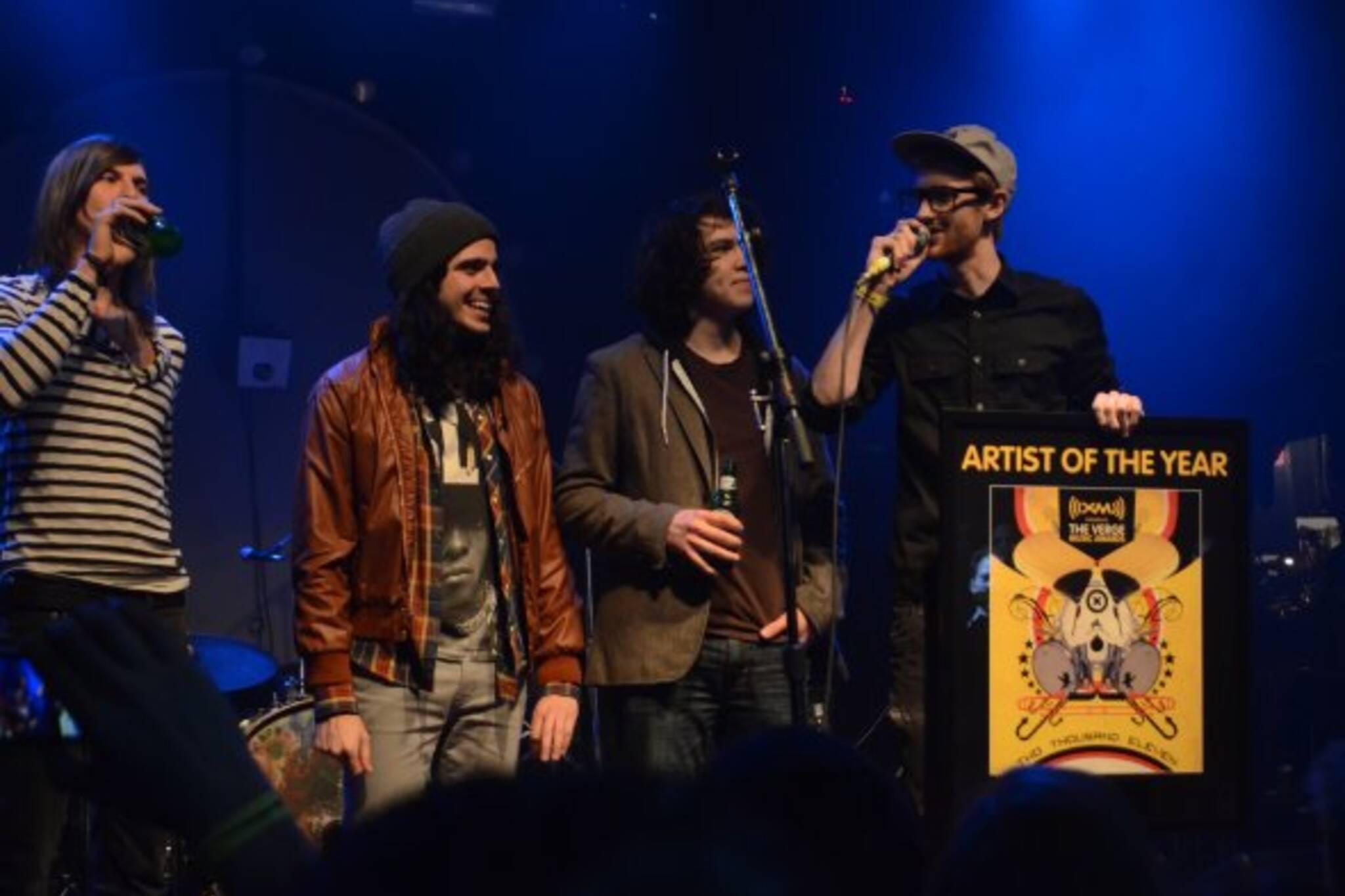 Verge Music Awards