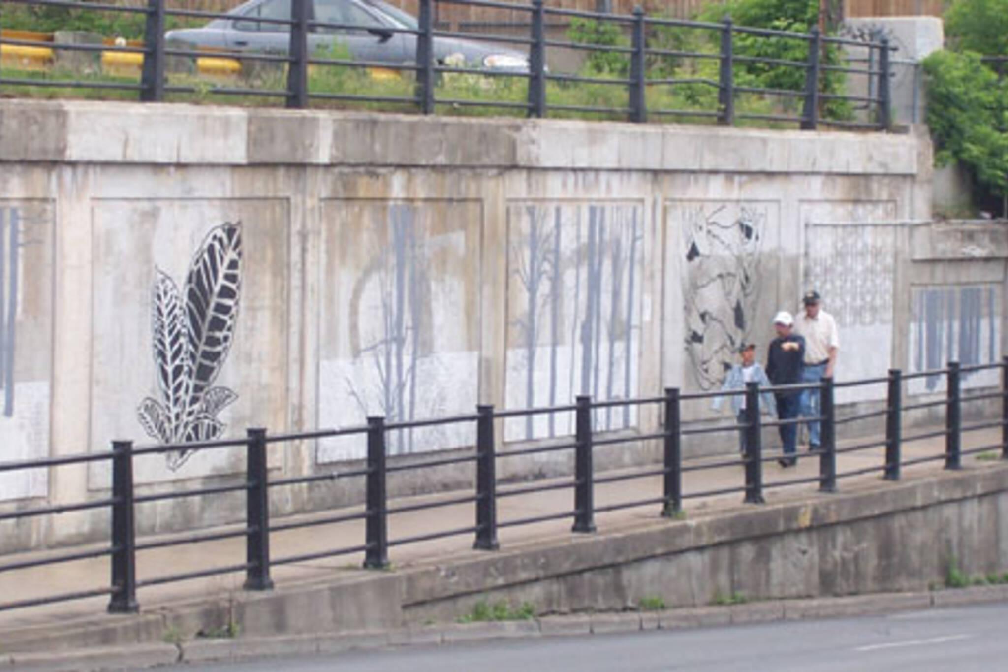 underpassproject Bloor Lansdowne