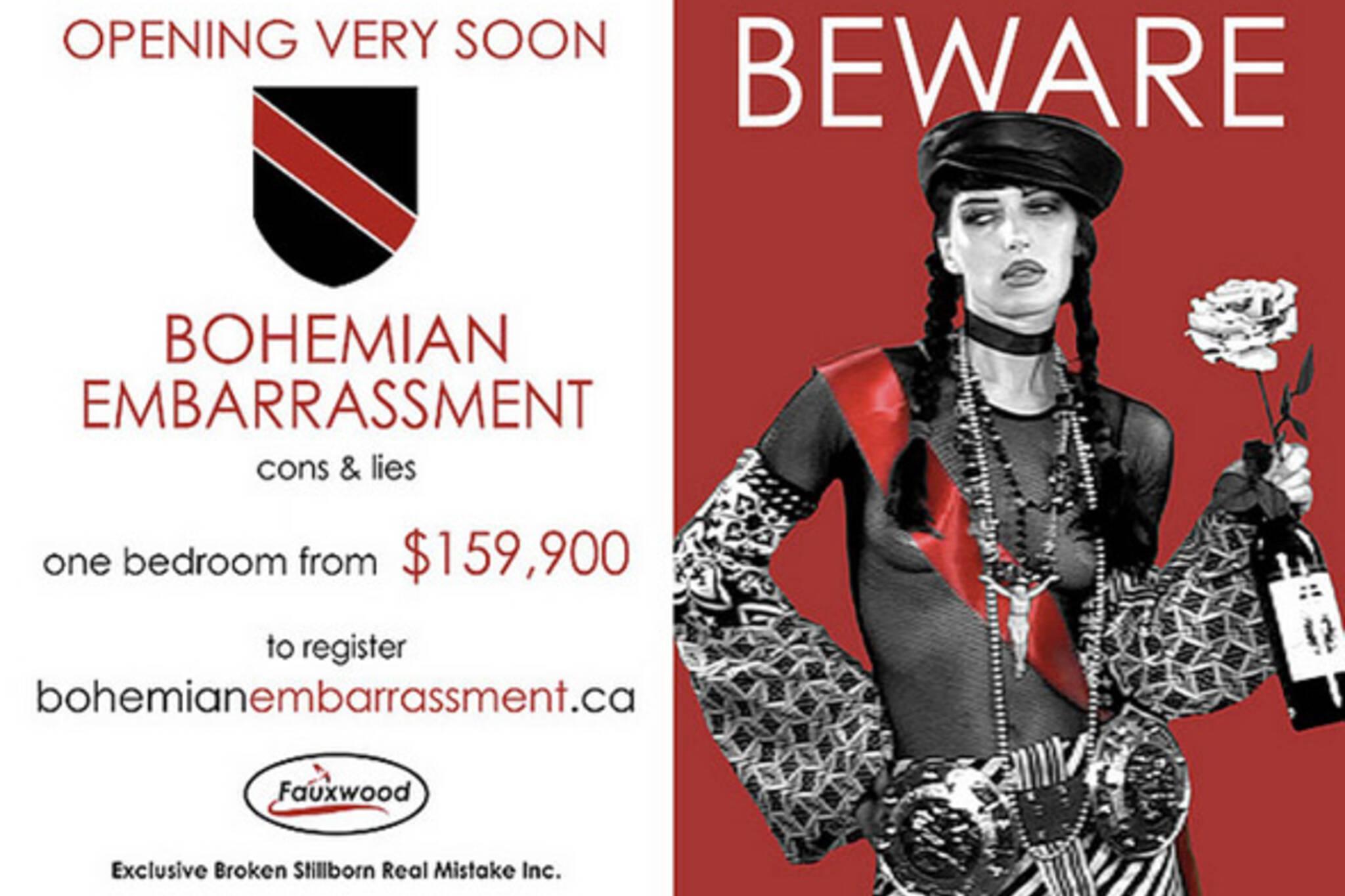 Bohemian Embassy Toronto
