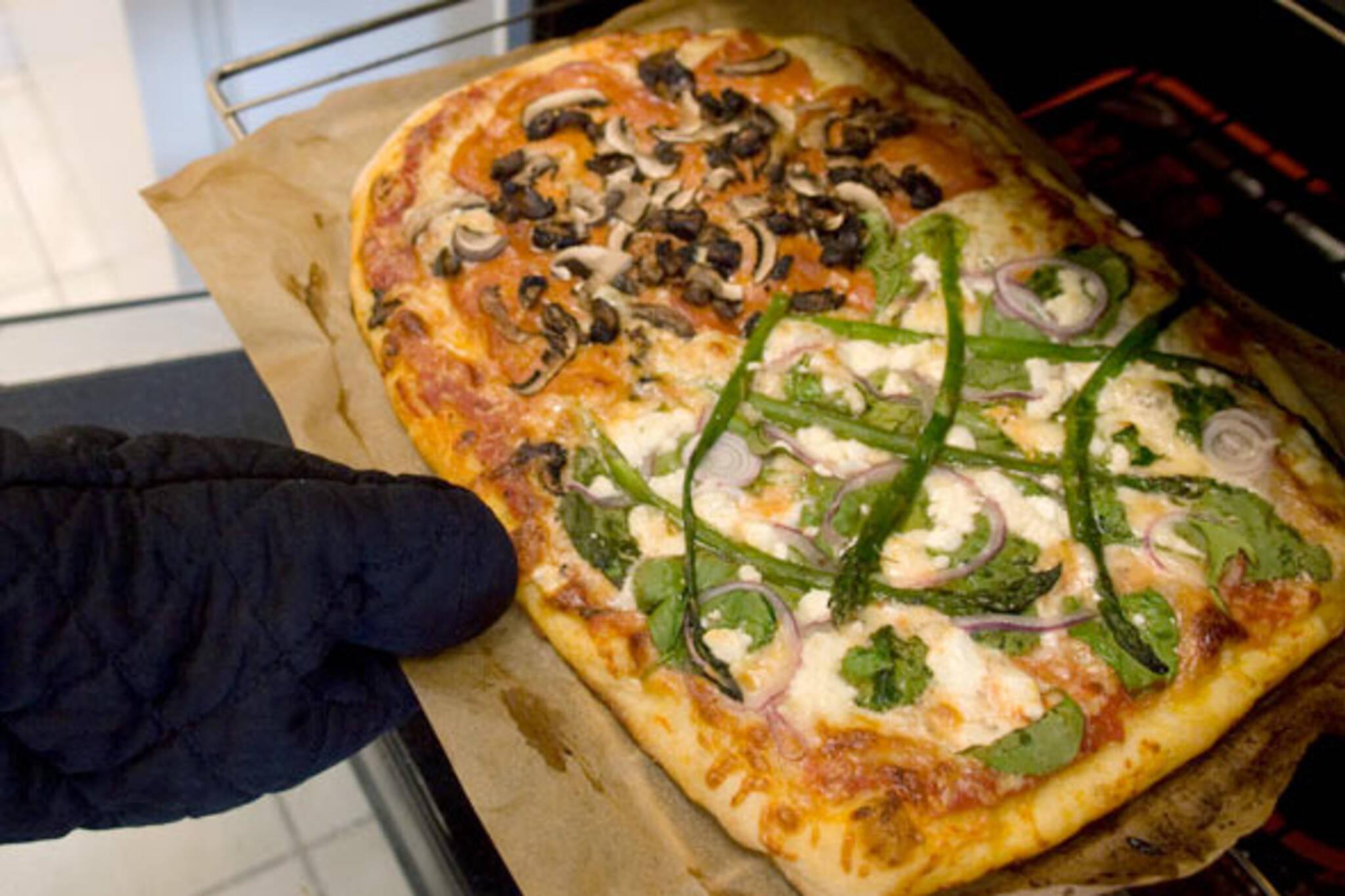 homebake pizza company toronto