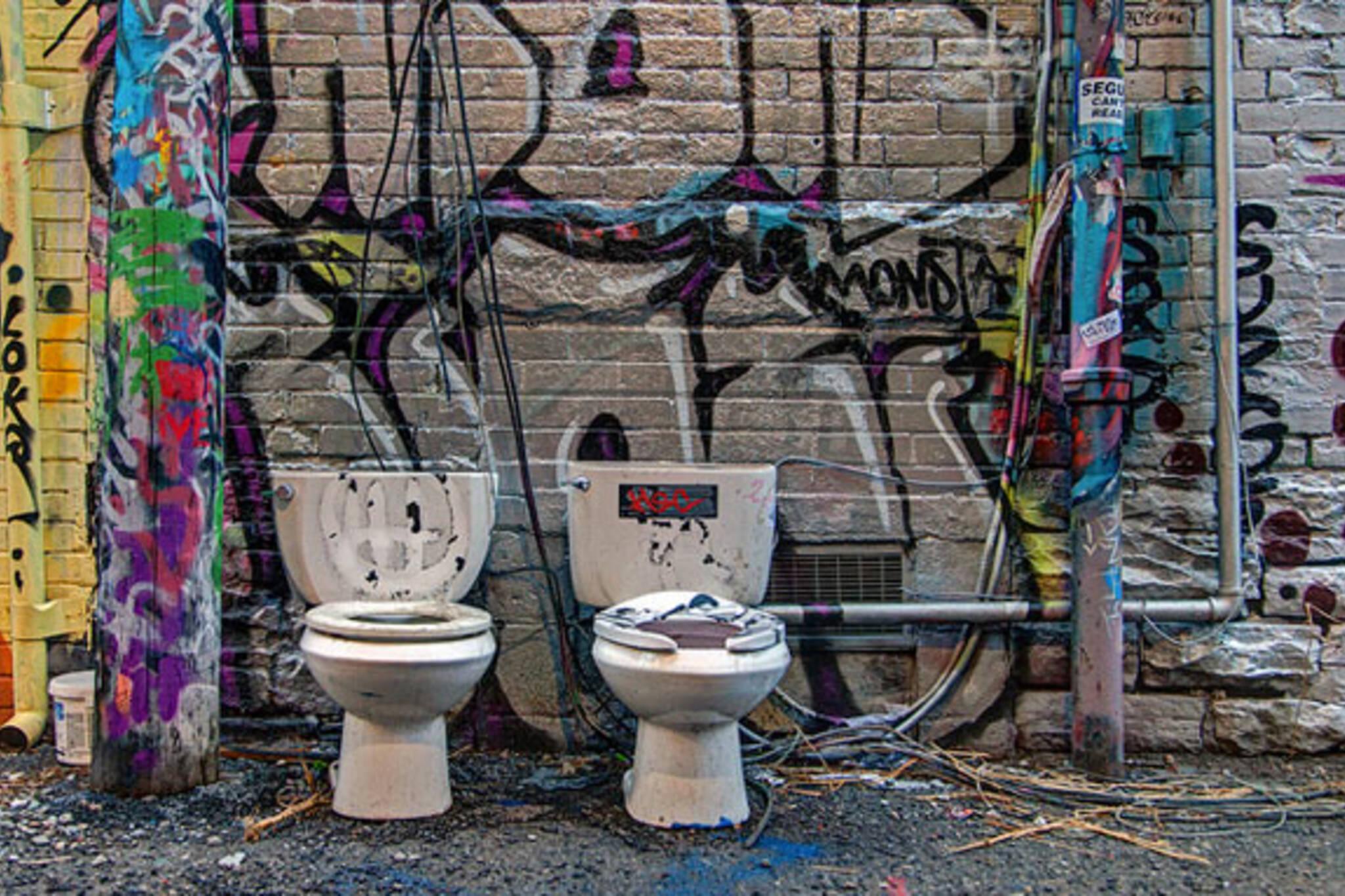 toronto toilets