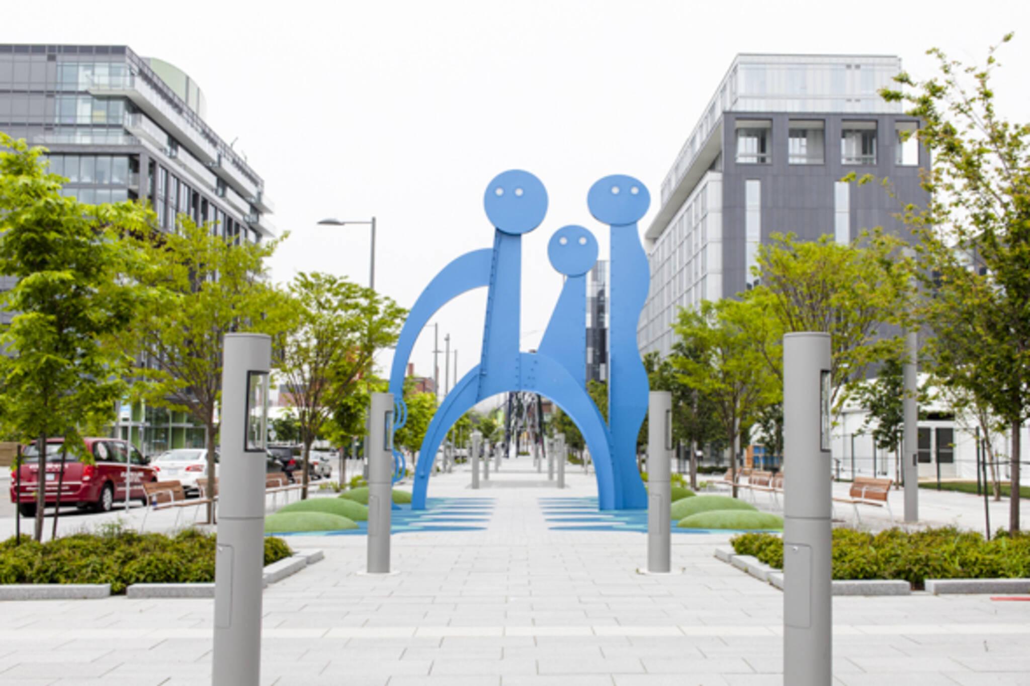 Pan Am Games Athletes Village