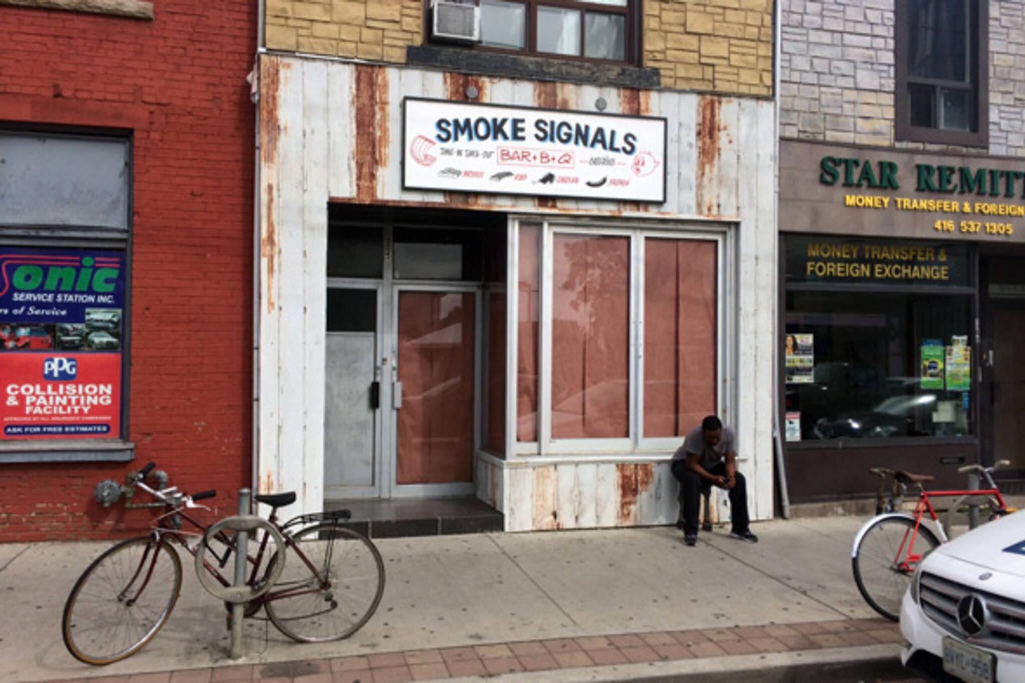 smoke signals toronto