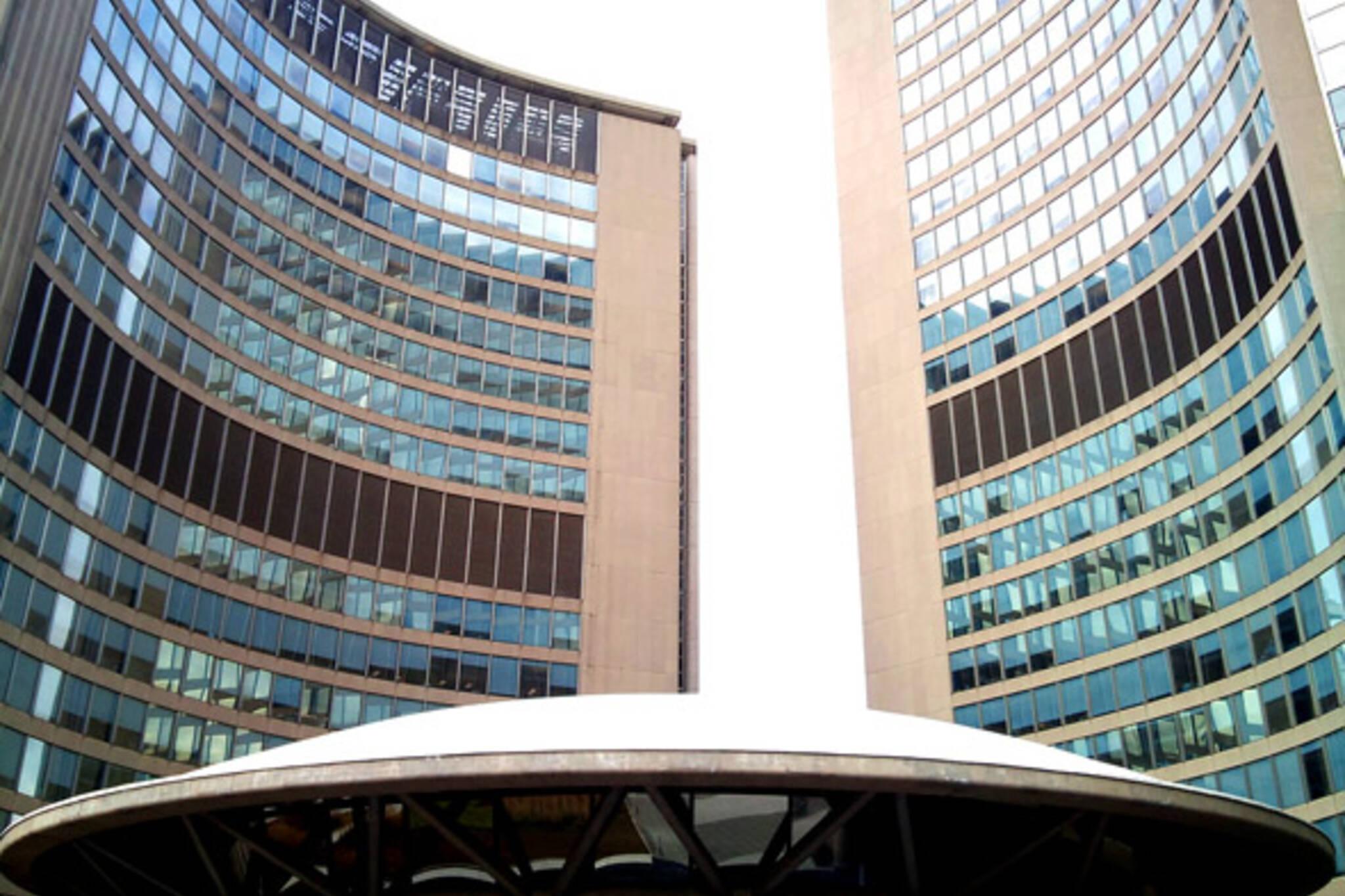 2011 Toronto Budget