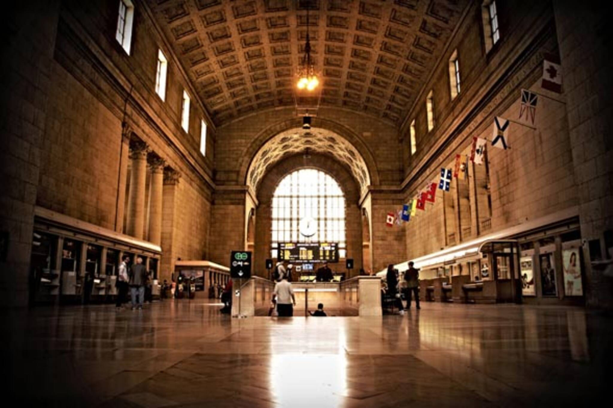 The Great Hall in Union Station