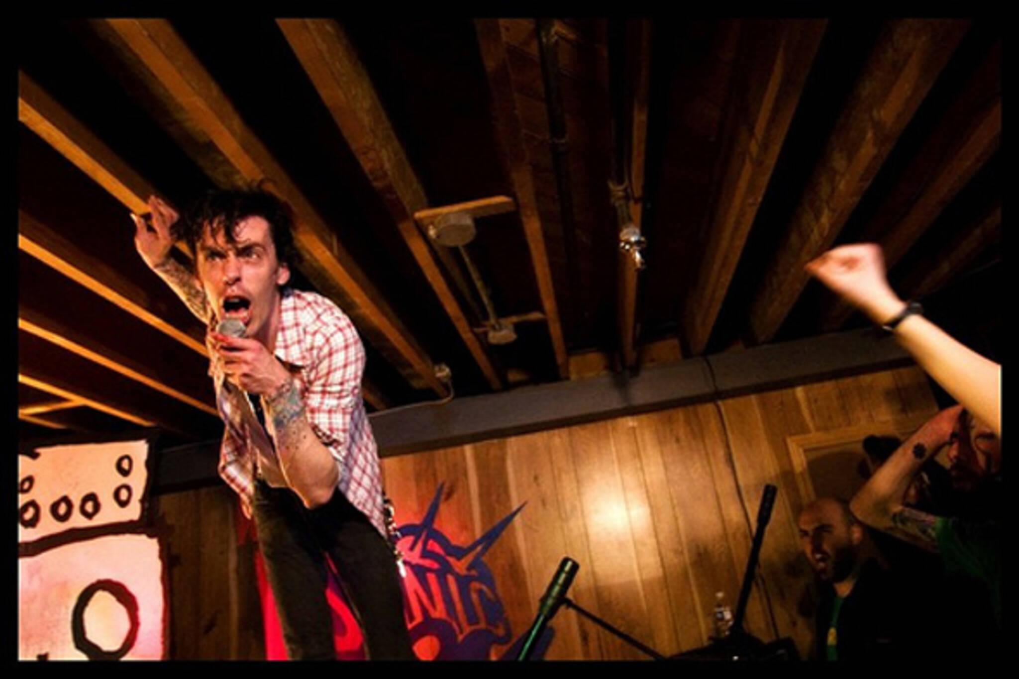 Lullabye Arkestra Toronto Concert