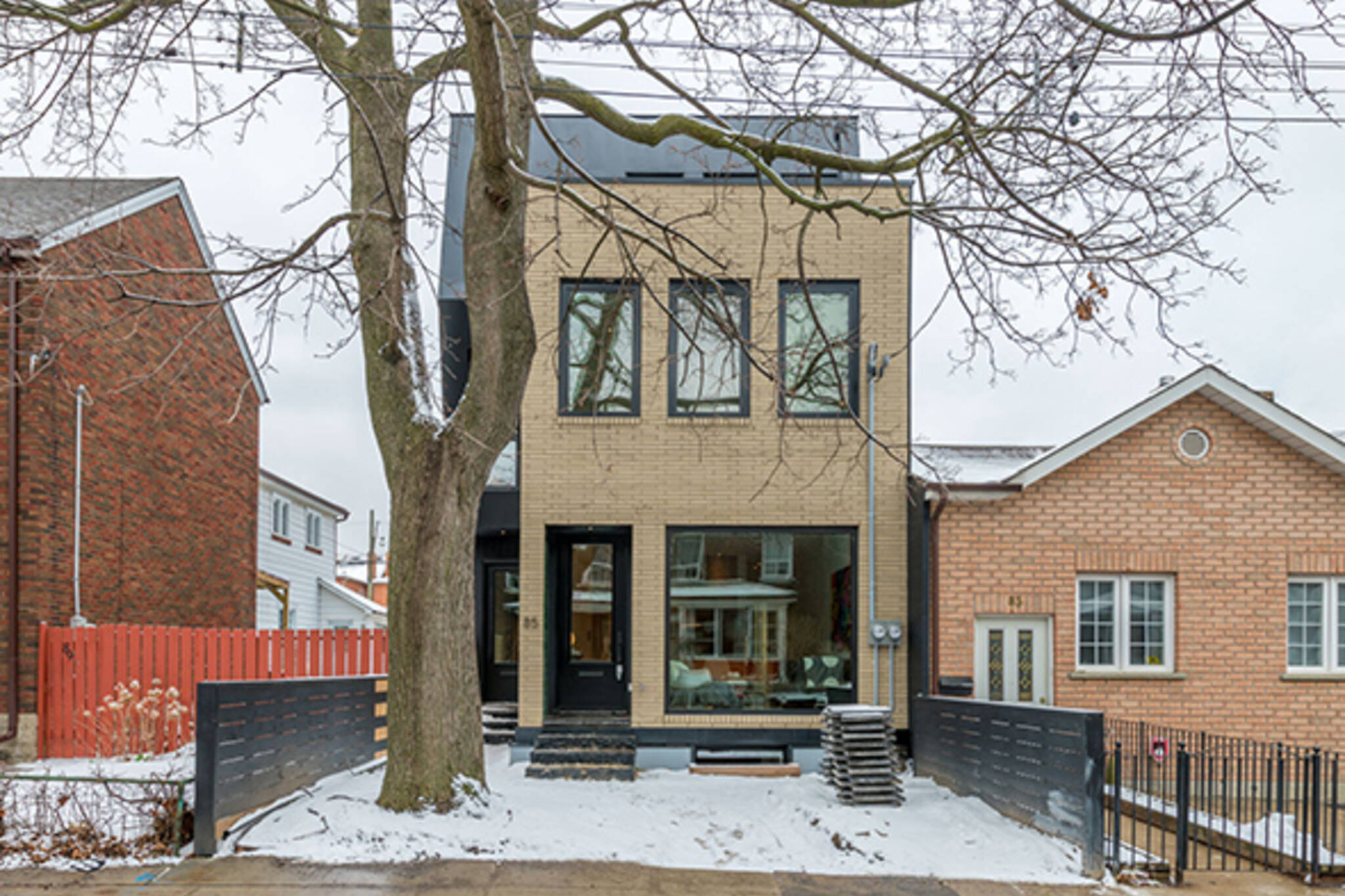85 Bellwoods Avenue