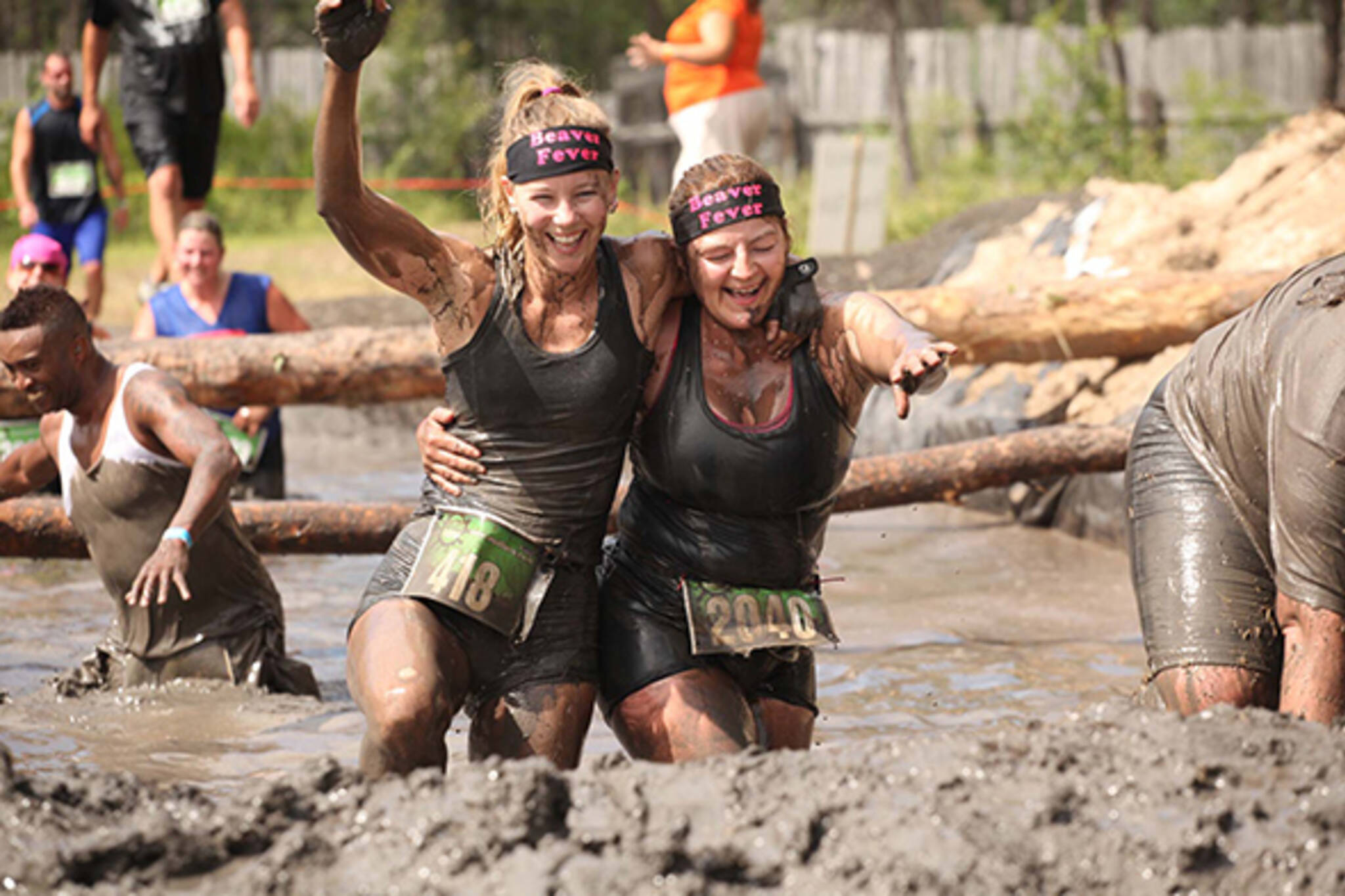 Massive Mud Race Coming To Ontario Place This Spring