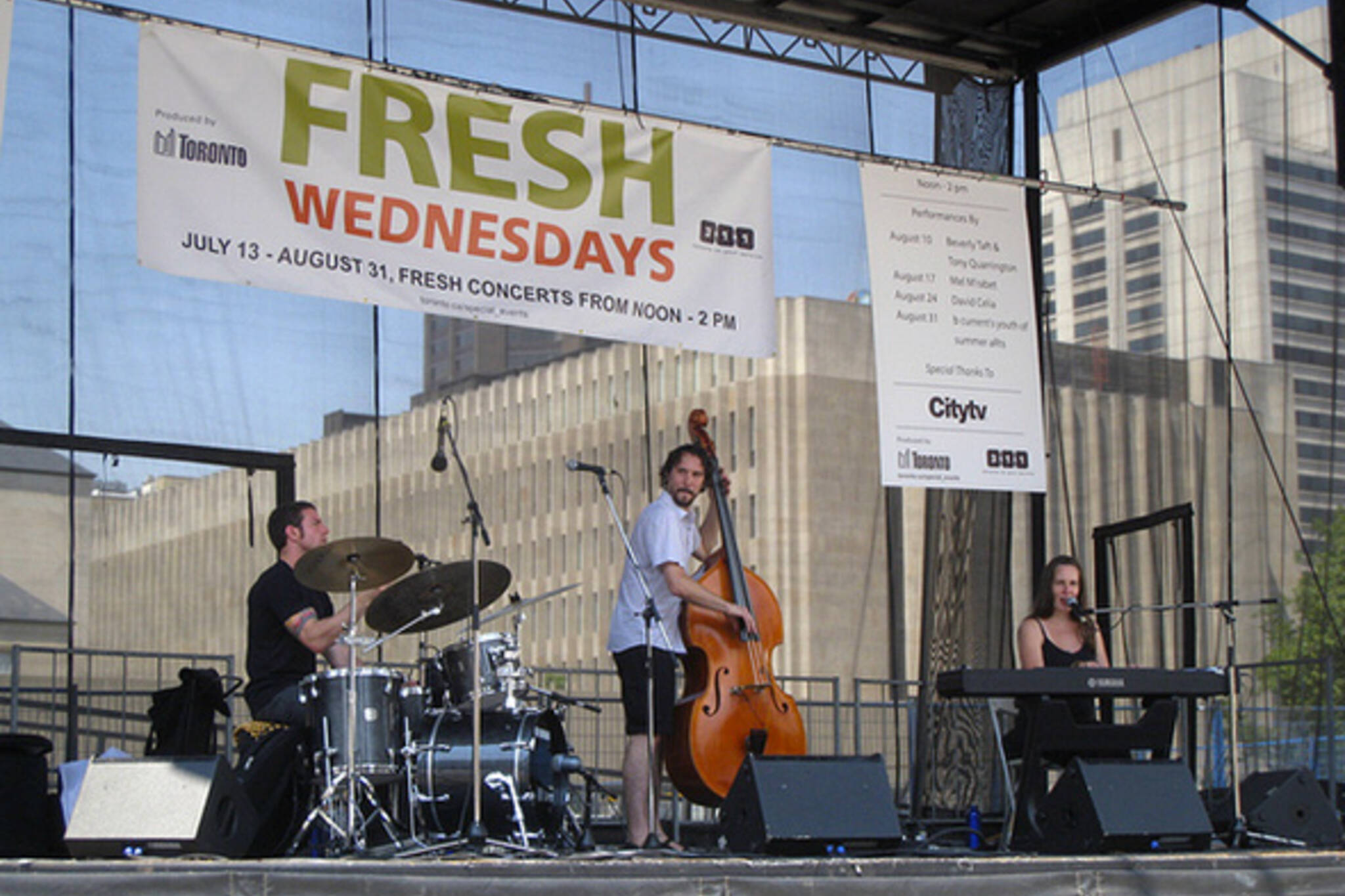 Fresh Wednesdays Nathan Phillips Square