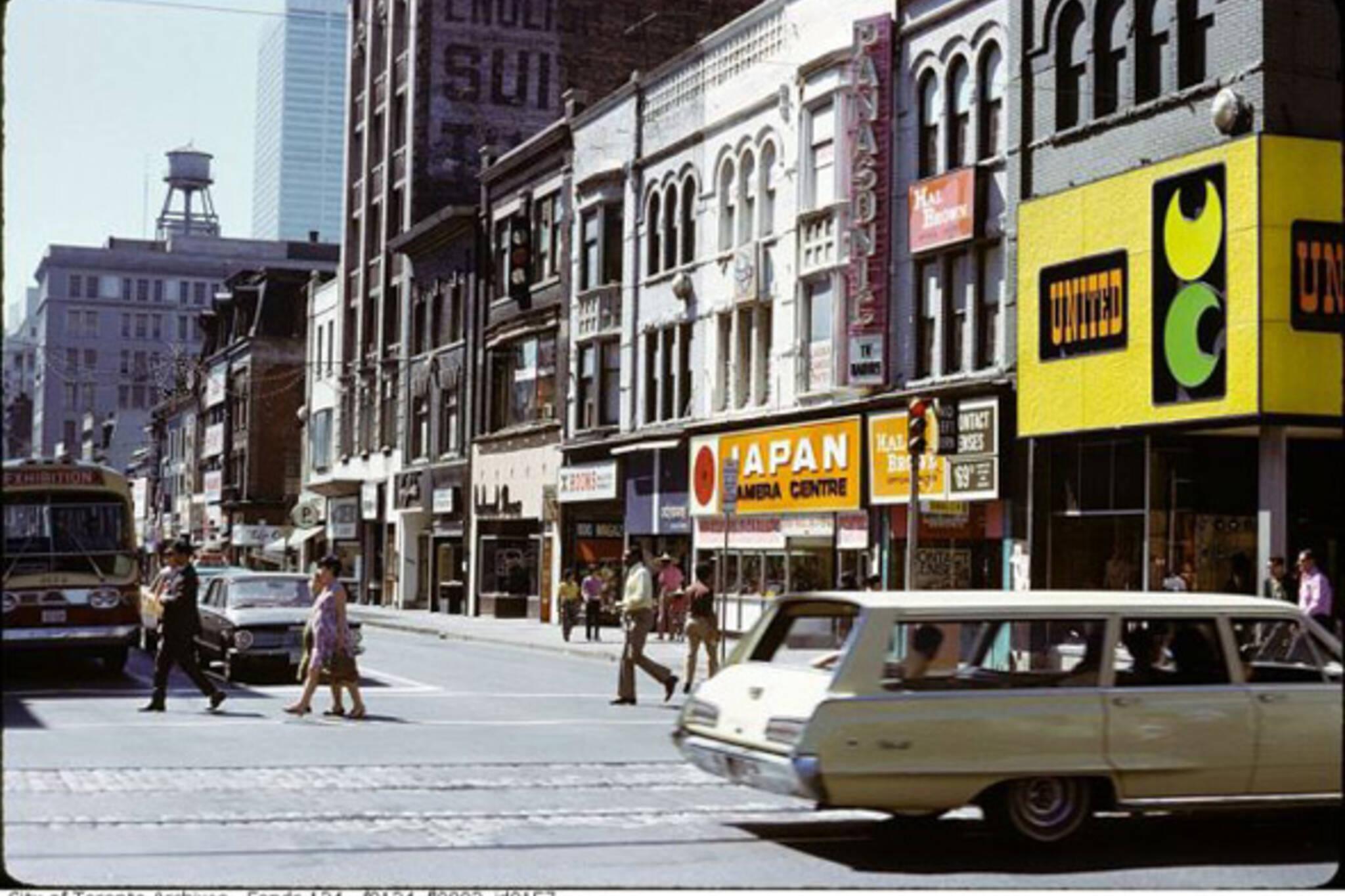 Kodachrome Toronto