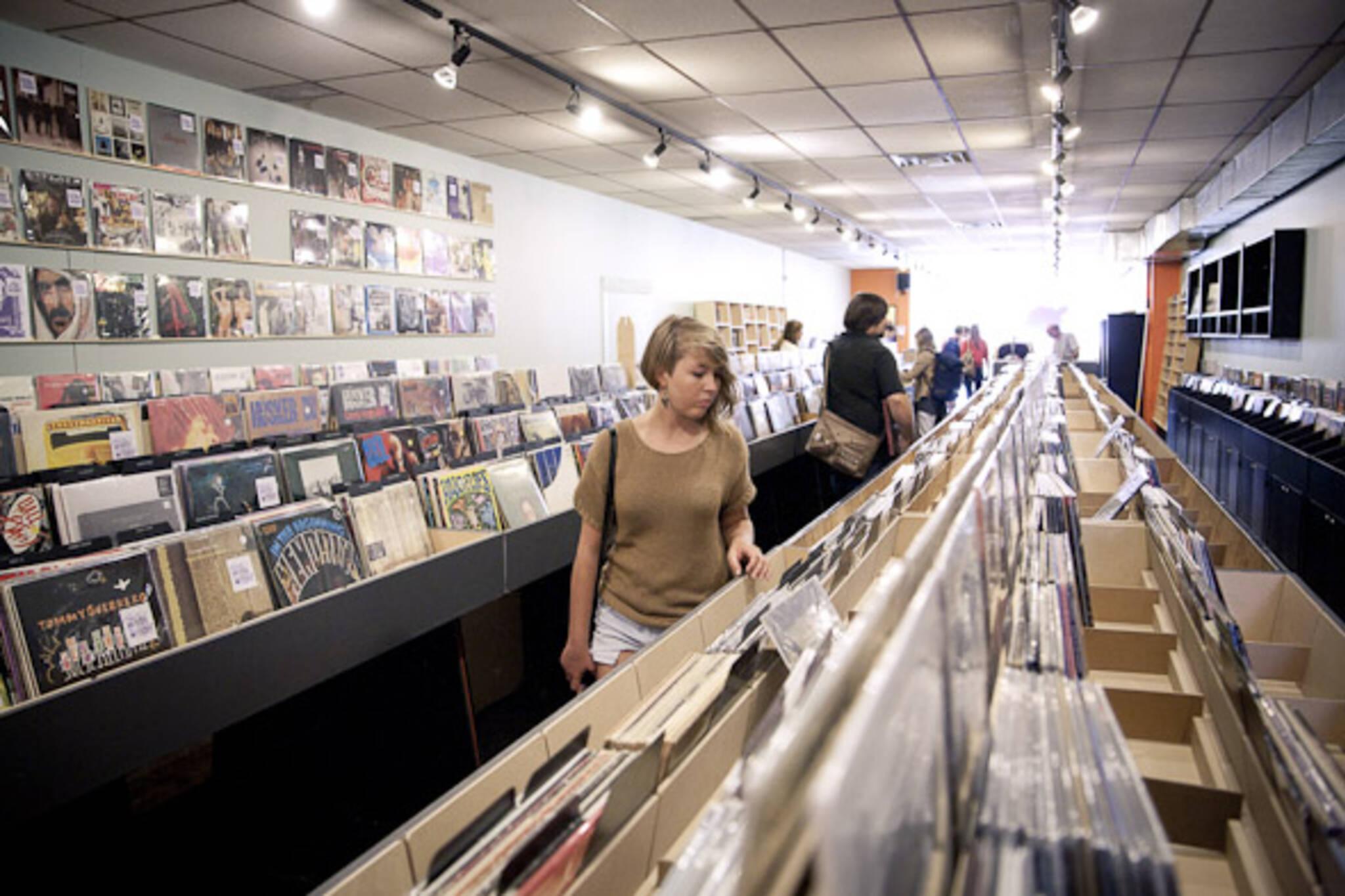Toronto record store